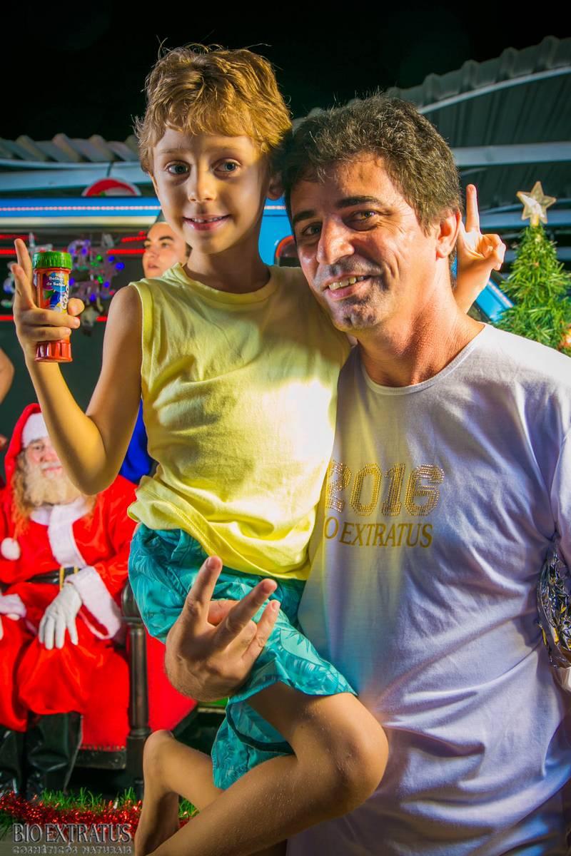 Confraternização de Natal Bio Extratus 2015 para as crianças (93)