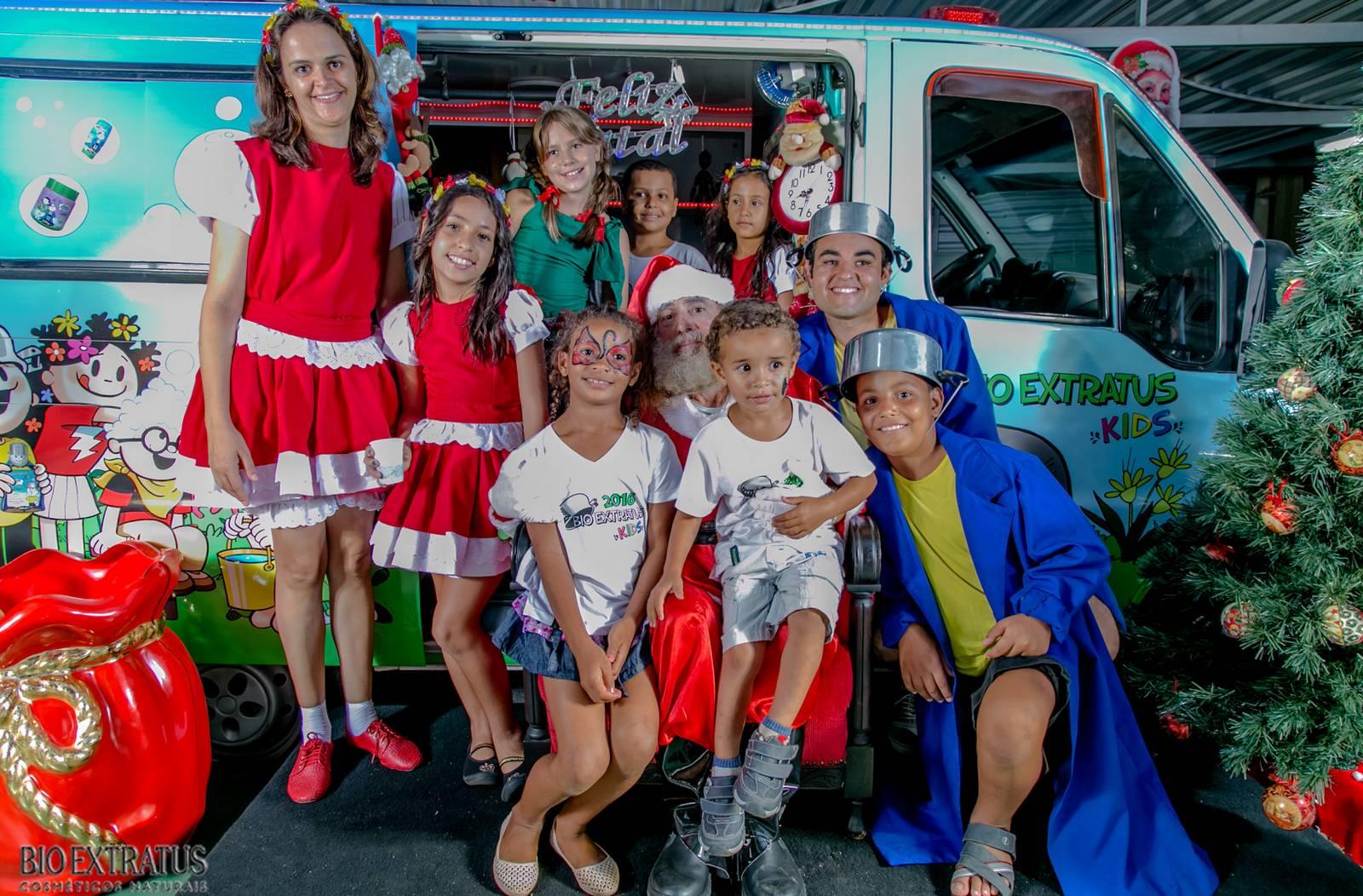 Confraternização de Natal Bio Extratus 2015 para as crianças (94)