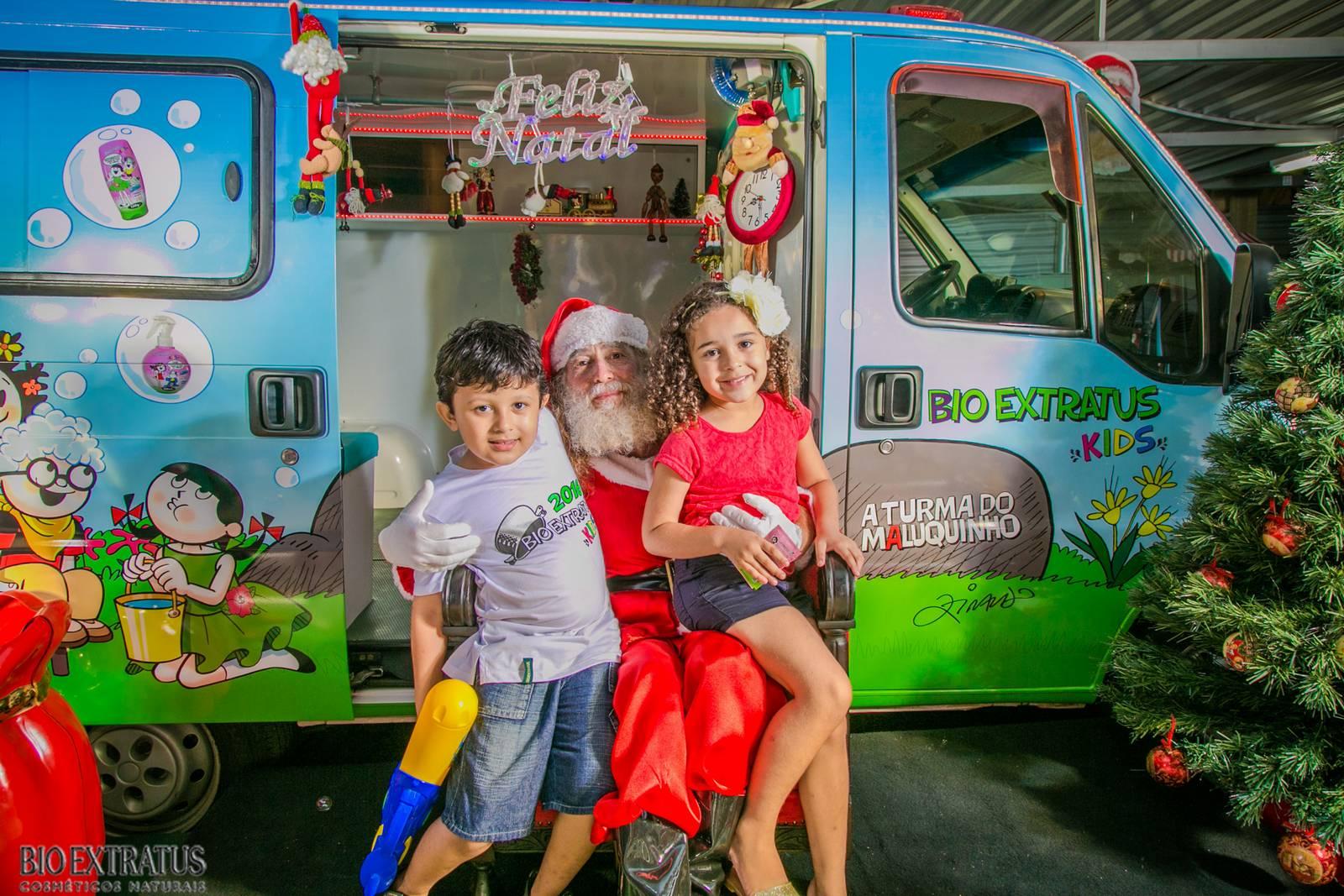 Confraternização de Natal Bio Extratus 2015 para as crianças (95)