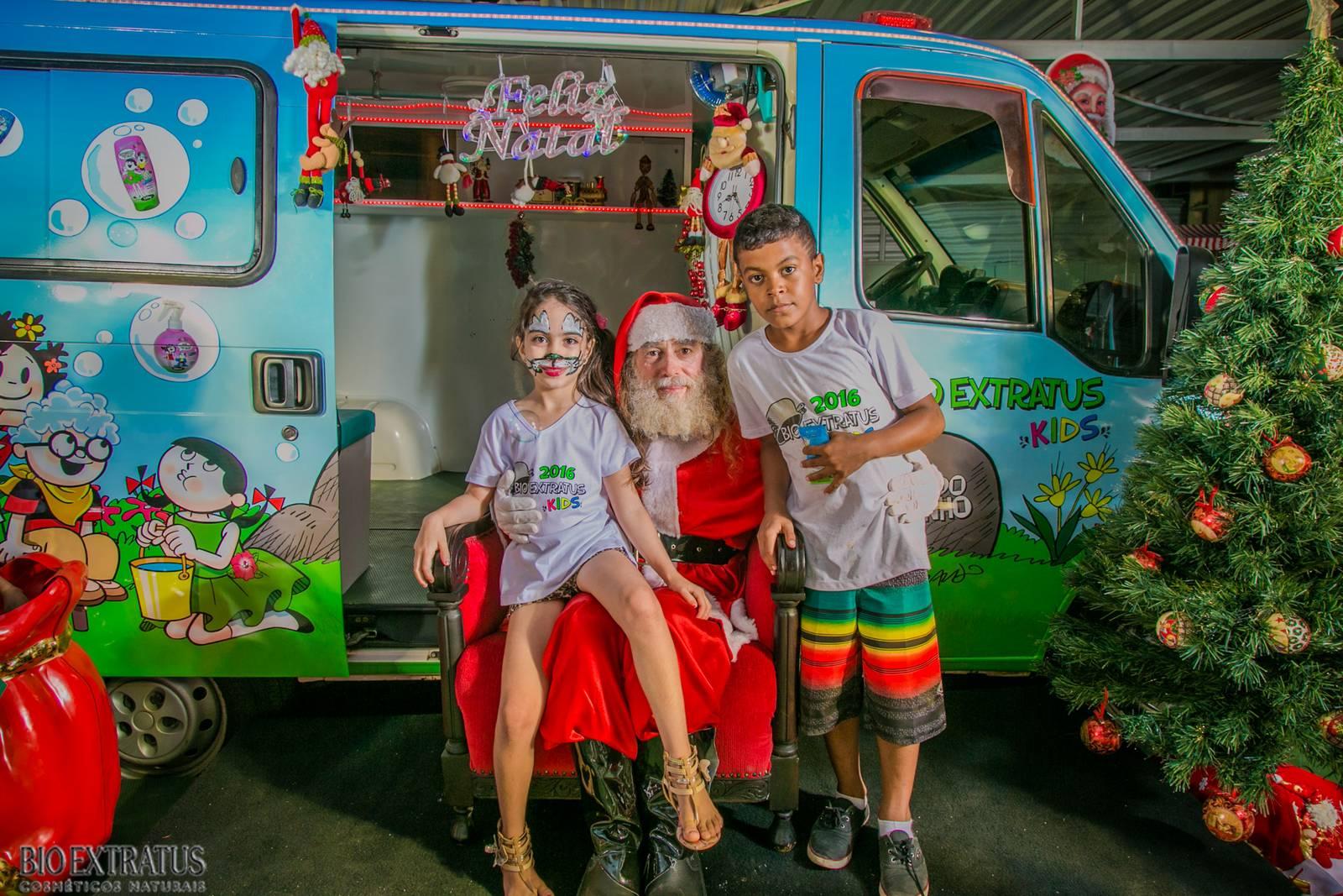 Confraternização de Natal Bio Extratus 2015 para as crianças (96)