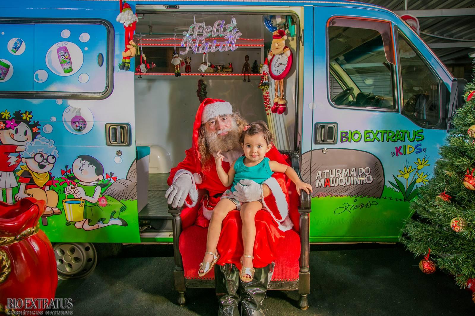 Confraternização de Natal Bio Extratus 2015 para as crianças (97)