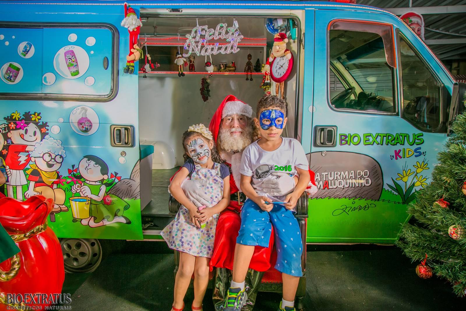 Confraternização de Natal Bio Extratus 2015 para as crianças (98)