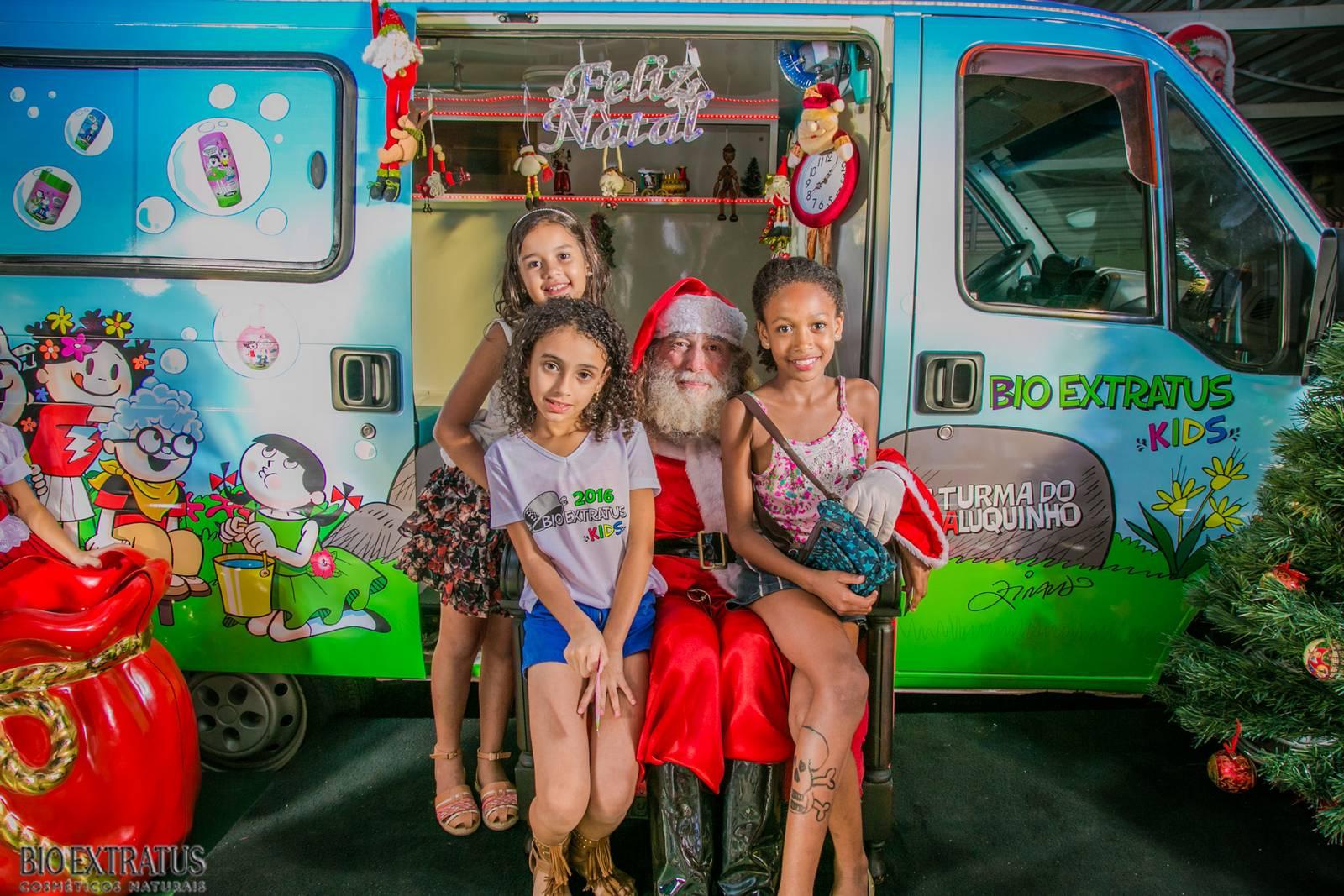 Confraternização de Natal Bio Extratus 2015 para as crianças (99)