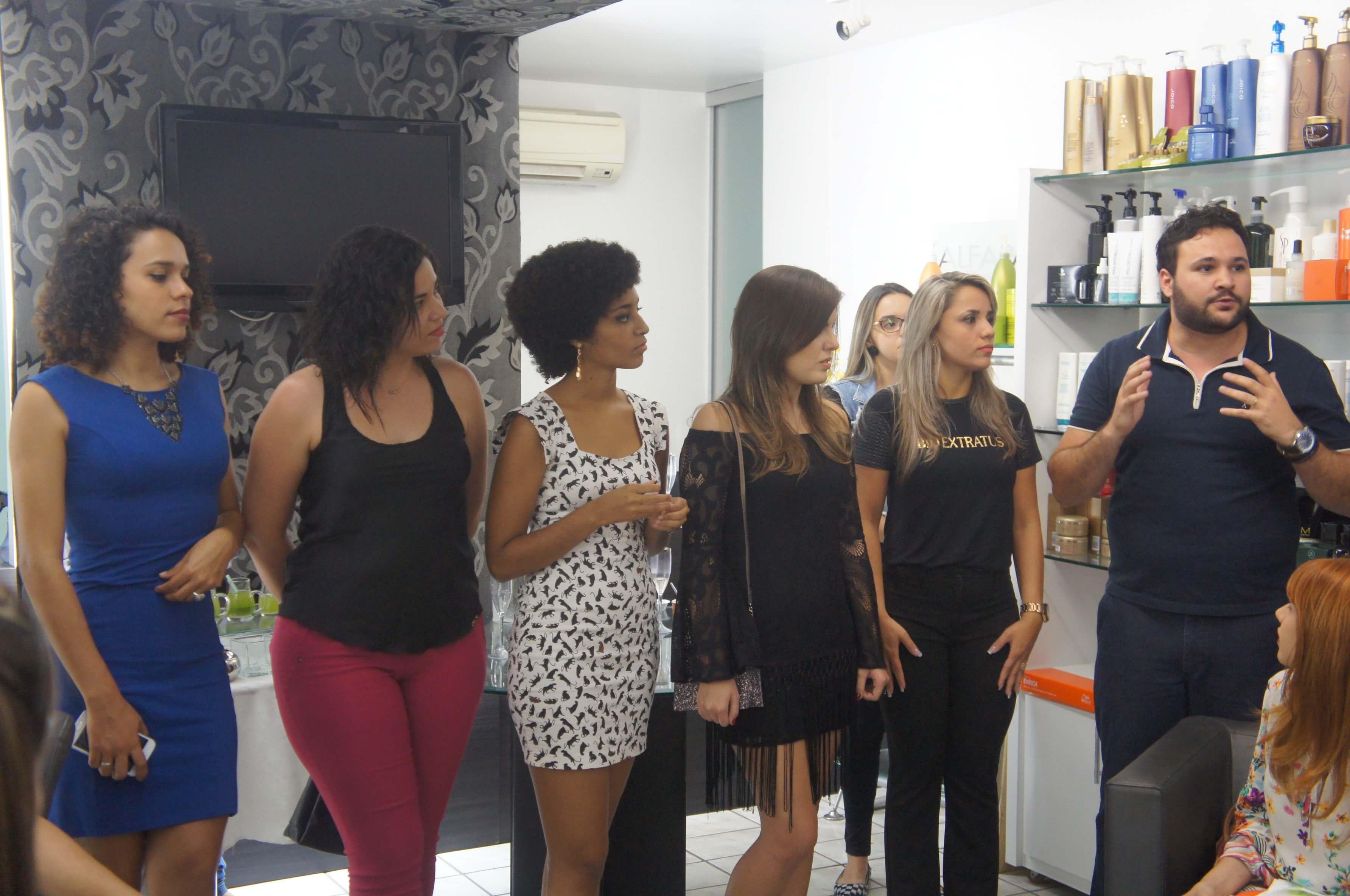 Produtores de conteúdo conhecem novos produtos Bio Extratus em Caruaru (3)