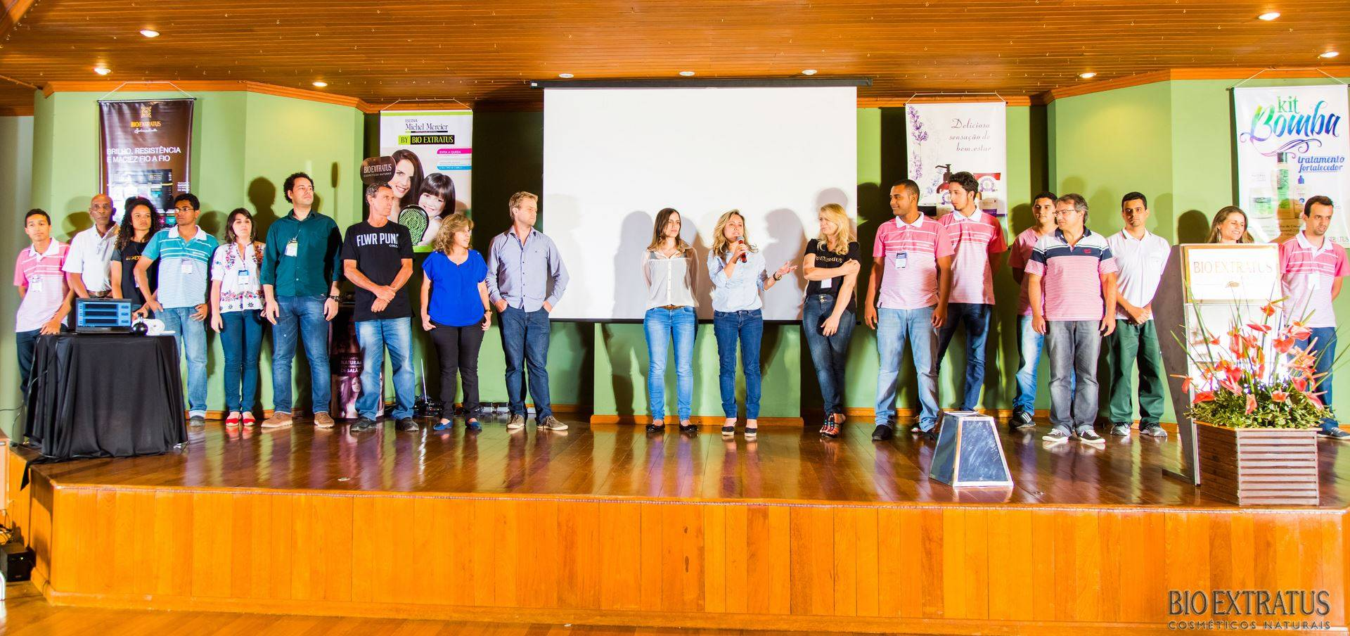 II Workshop - Desenvolvimento do Mix Bio Extratus (140)