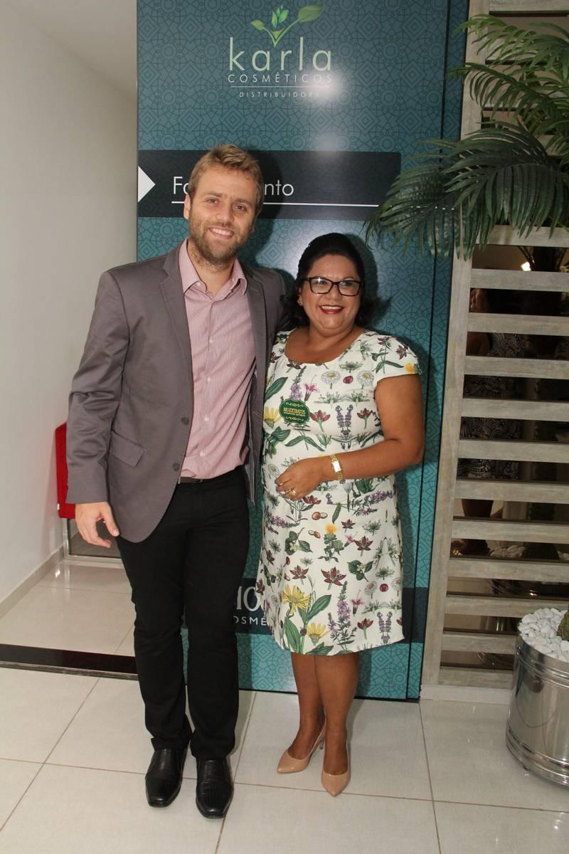 Inauguração da Distribuidora Karla Cosméticos - Bio Extratus (54)