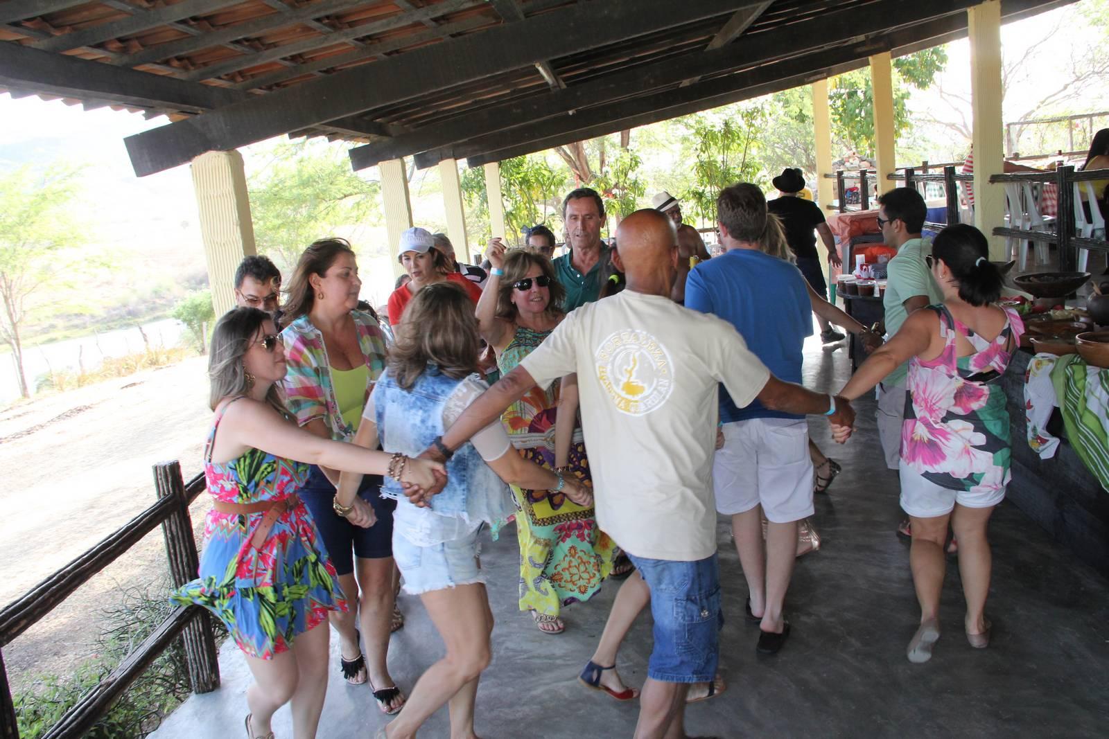 Momento de Festa e Confraternização - IV Encontro Reginal do Nordeste (39)