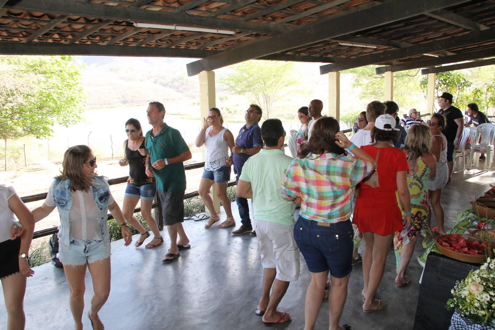 Momento de Festa e Confraternização - IV Encontro Reginal do Nordeste (40)