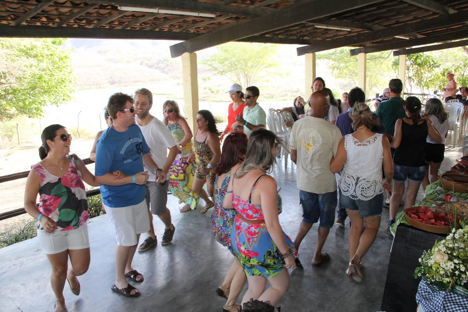 Momento de Festa e Confraternização - IV Encontro Reginal do Nordeste (41)