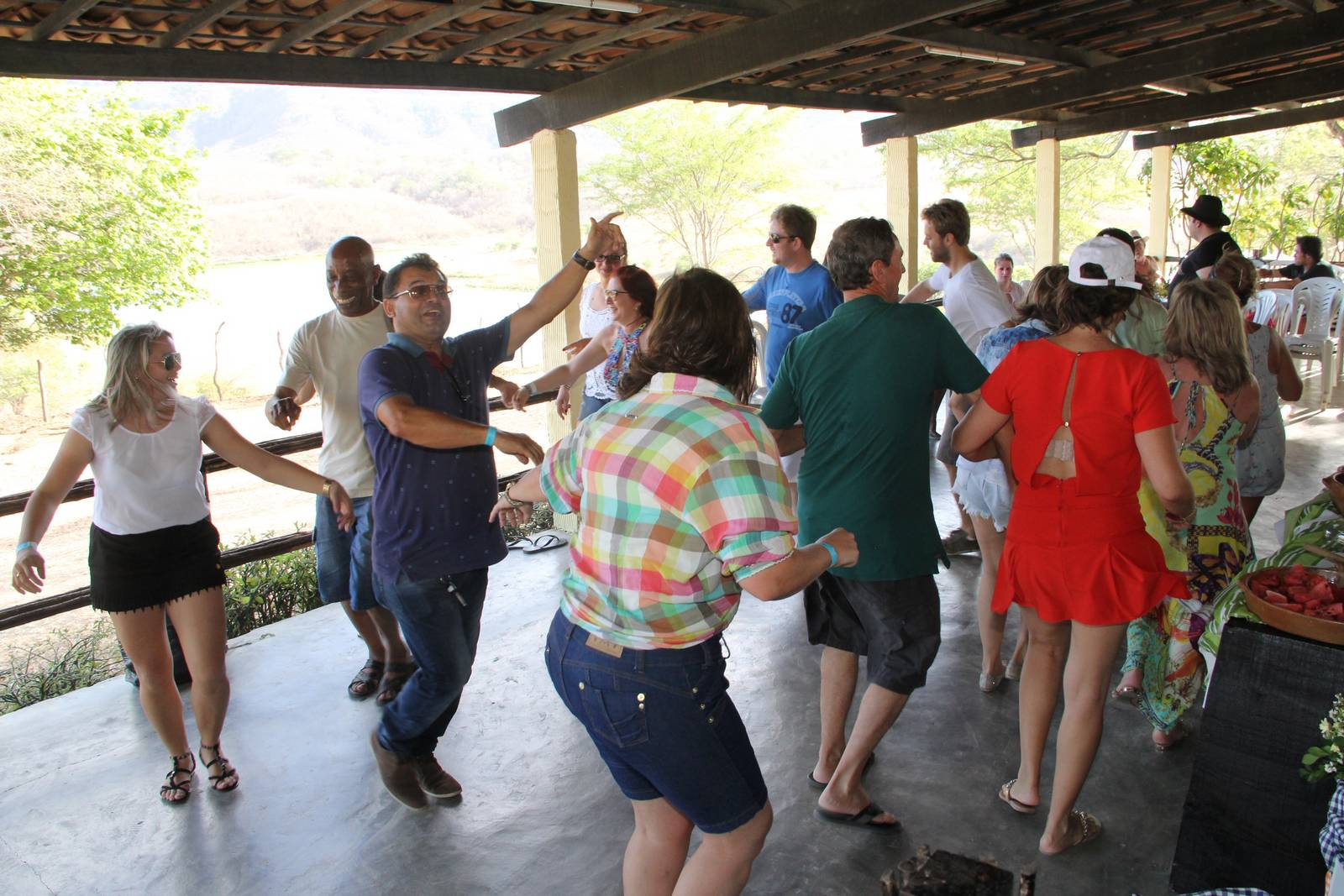 Momento de Festa e Confraternização - IV Encontro Reginal do Nordeste (43)