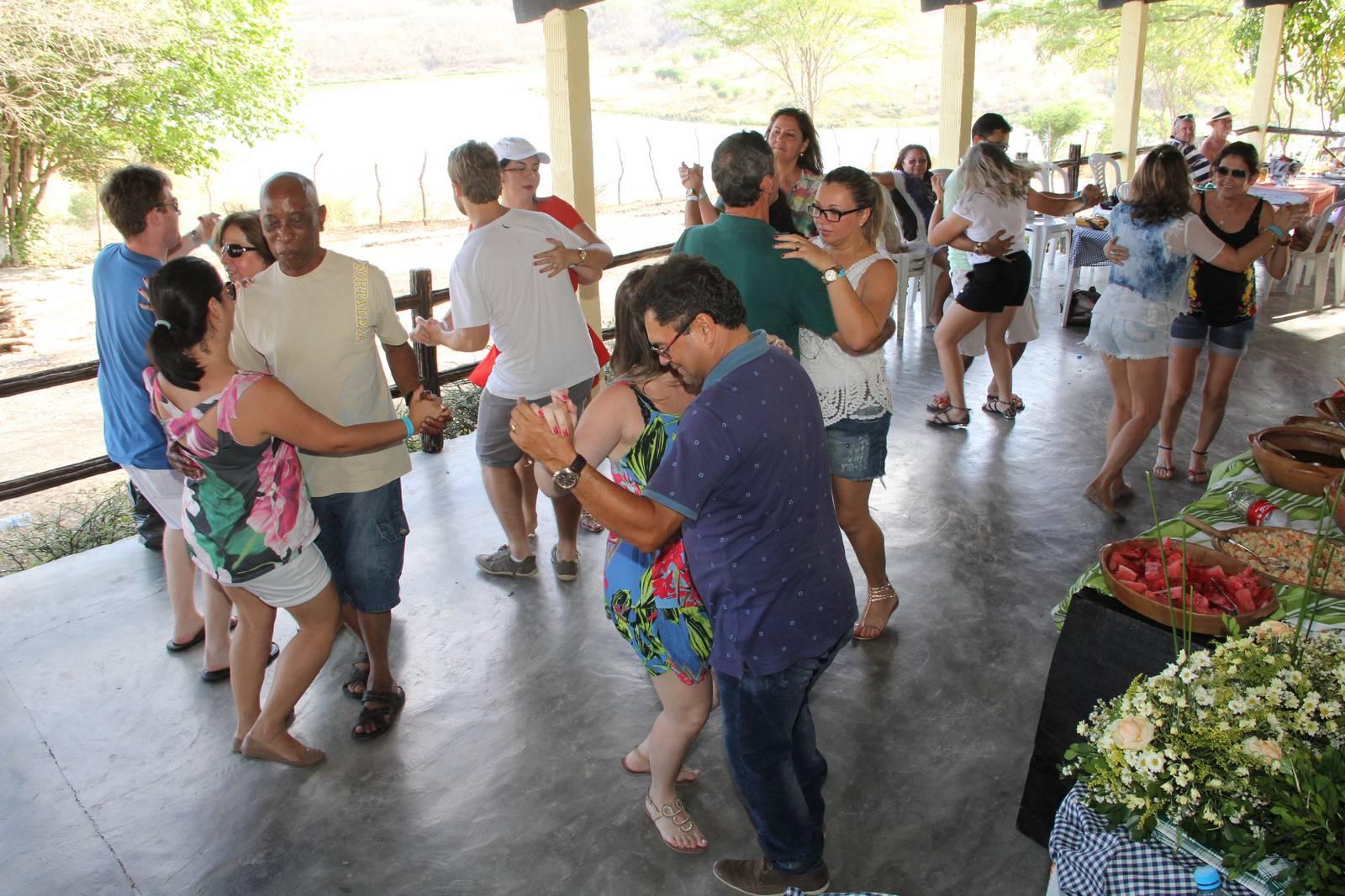 Momento de Festa e Confraternização - IV Encontro Reginal do Nordeste (45)