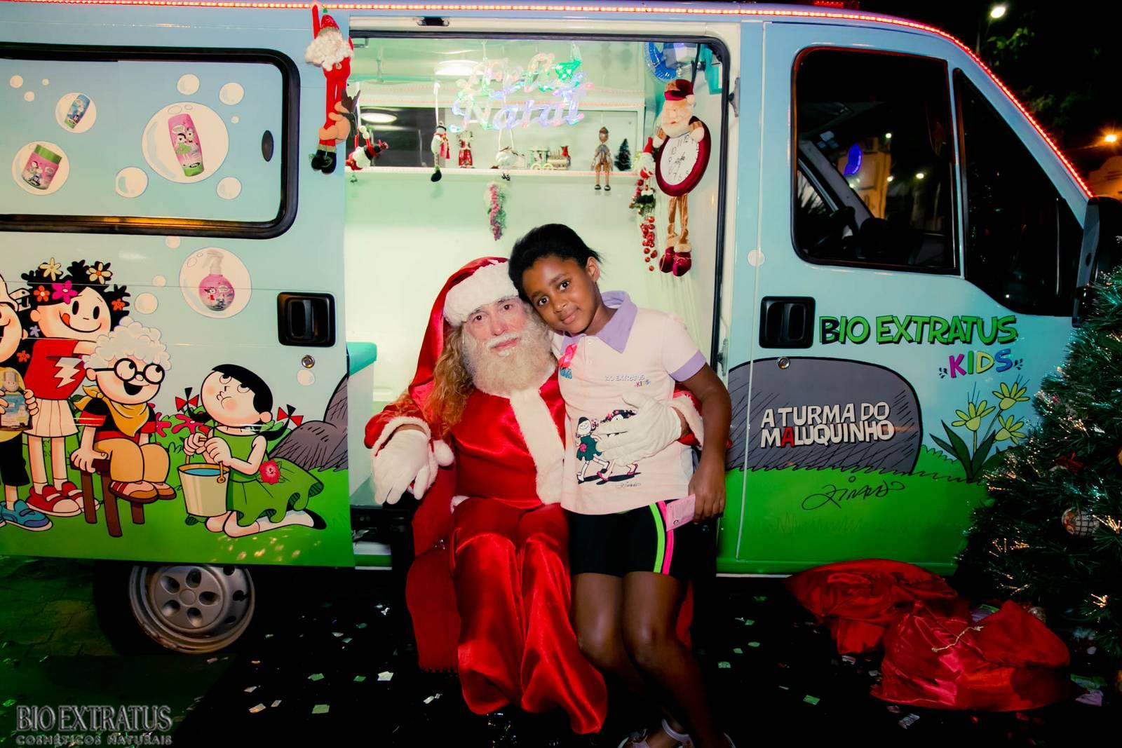 Papai Noel na Praça São Sebastião - 2015 - Alvinópolis (101)
