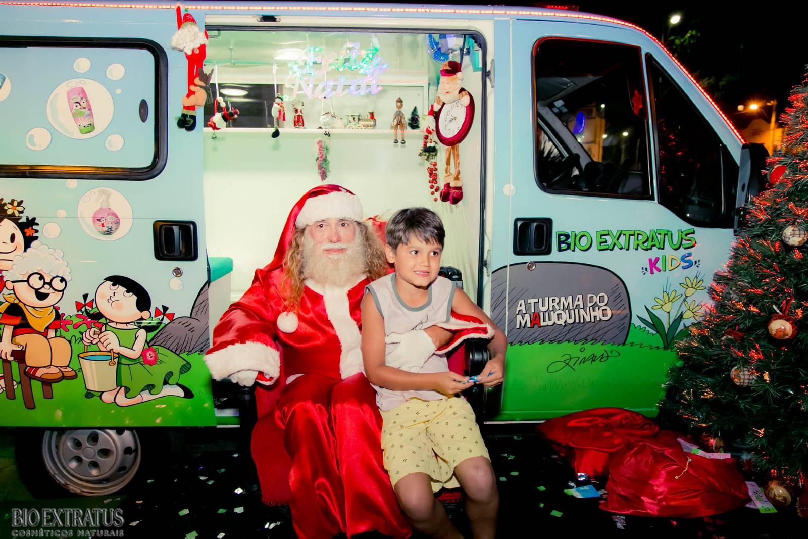 Papai Noel na Praça São Sebastião - 2015 - Alvinópolis (116)