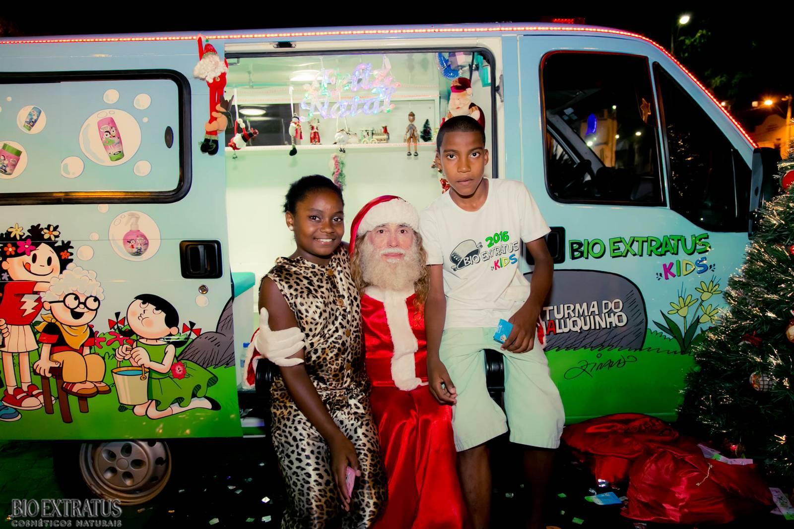 Papai Noel na Praça São Sebastião - 2015 - Alvinópolis (118)