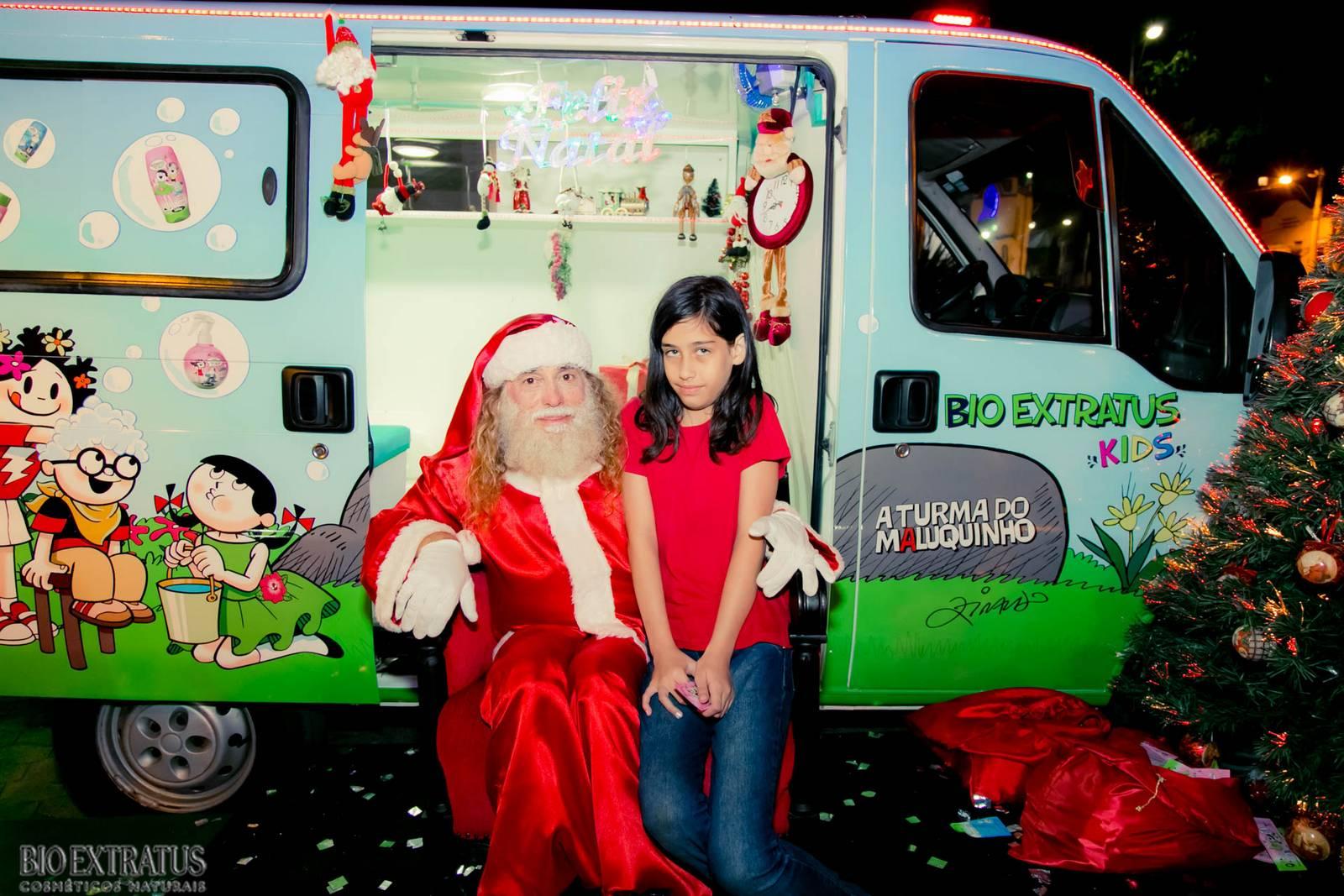 Papai Noel na Praça São Sebastião - 2015 - Alvinópolis (119)