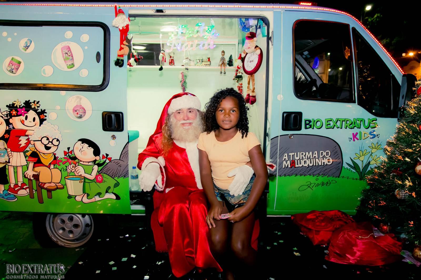 Papai Noel na Praça São Sebastião - 2015 - Alvinópolis (128)