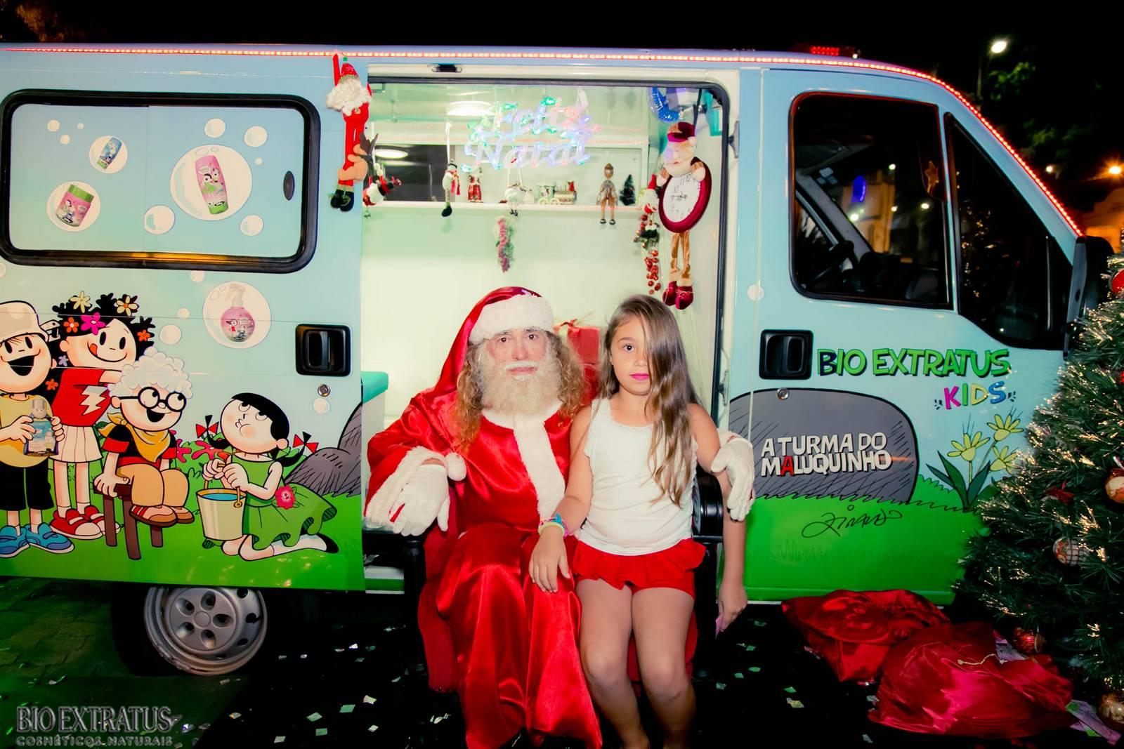 Papai Noel na Praça São Sebastião - 2015 - Alvinópolis (129)
