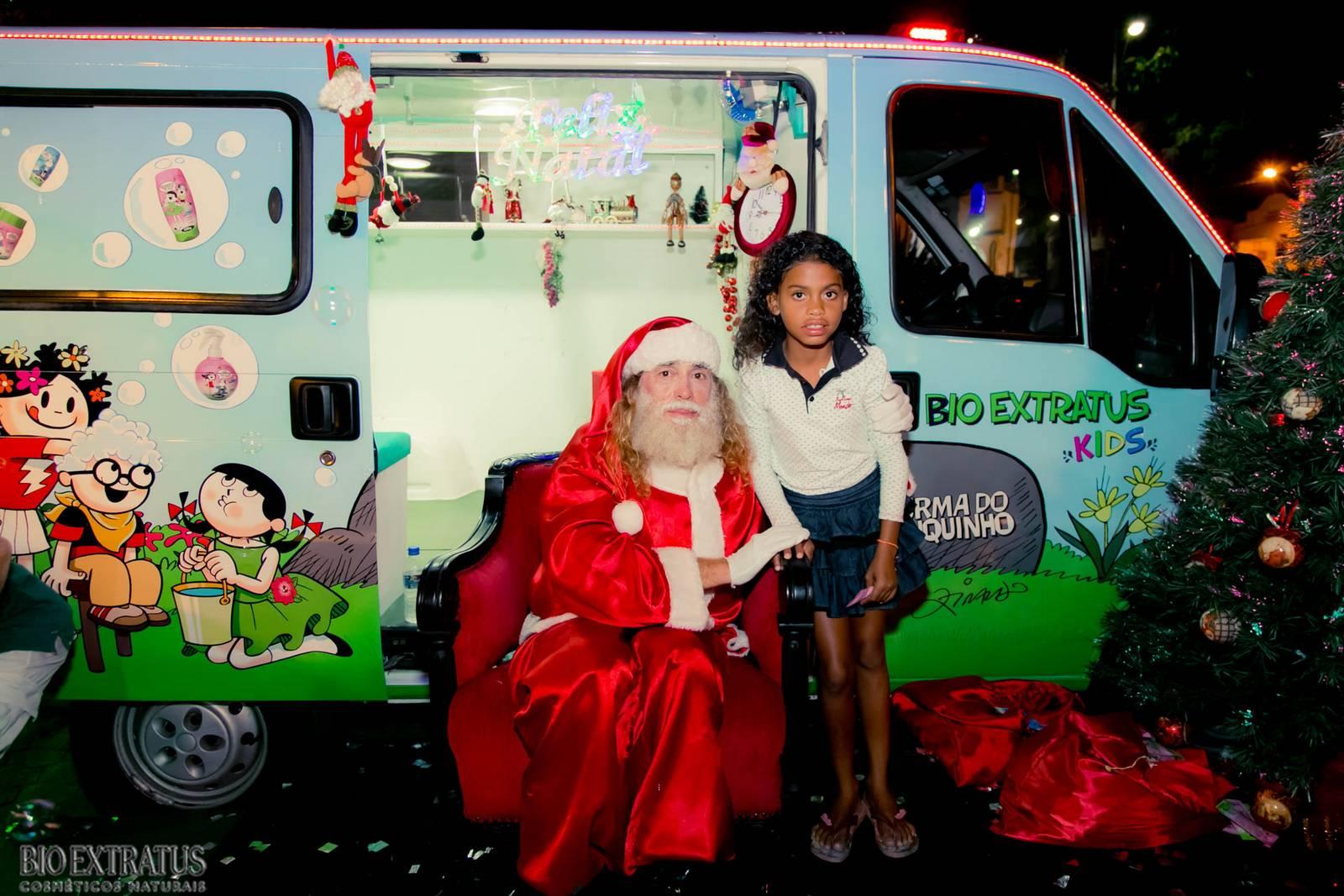Papai Noel na Praça São Sebastião - 2015 - Alvinópolis (138)