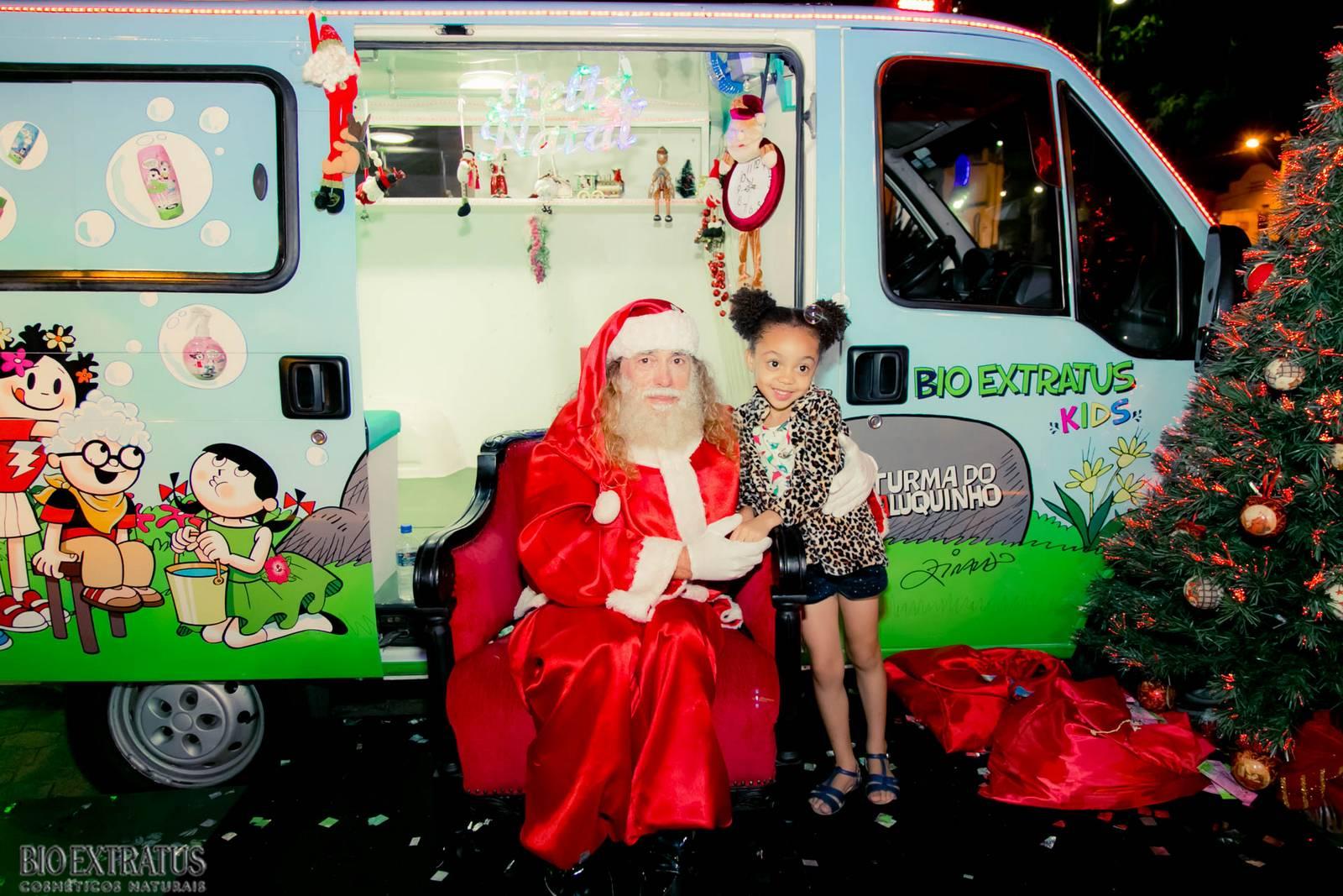 Papai Noel na Praça São Sebastião - 2015 - Alvinópolis (139)