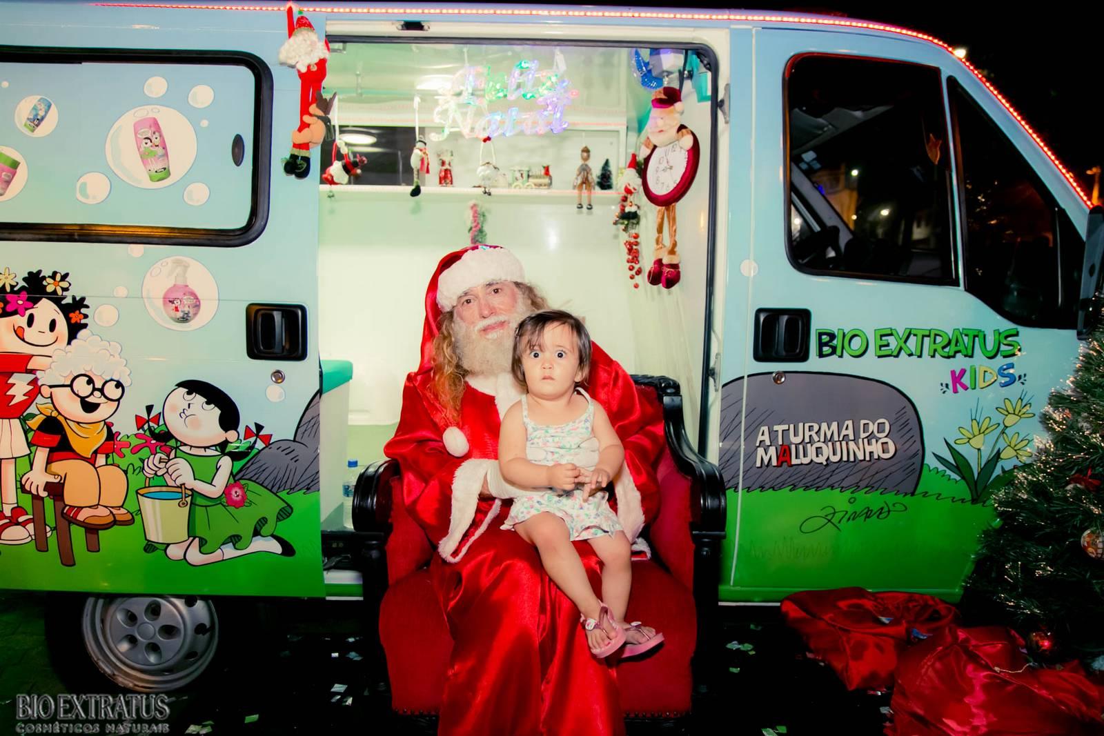 Papai Noel na Praça São Sebastião - 2015 - Alvinópolis (144)