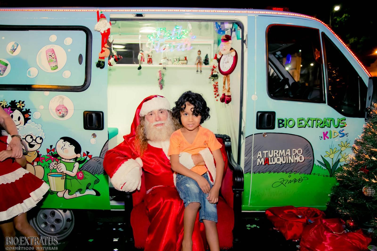 Papai Noel na Praça São Sebastião - 2015 - Alvinópolis (154)