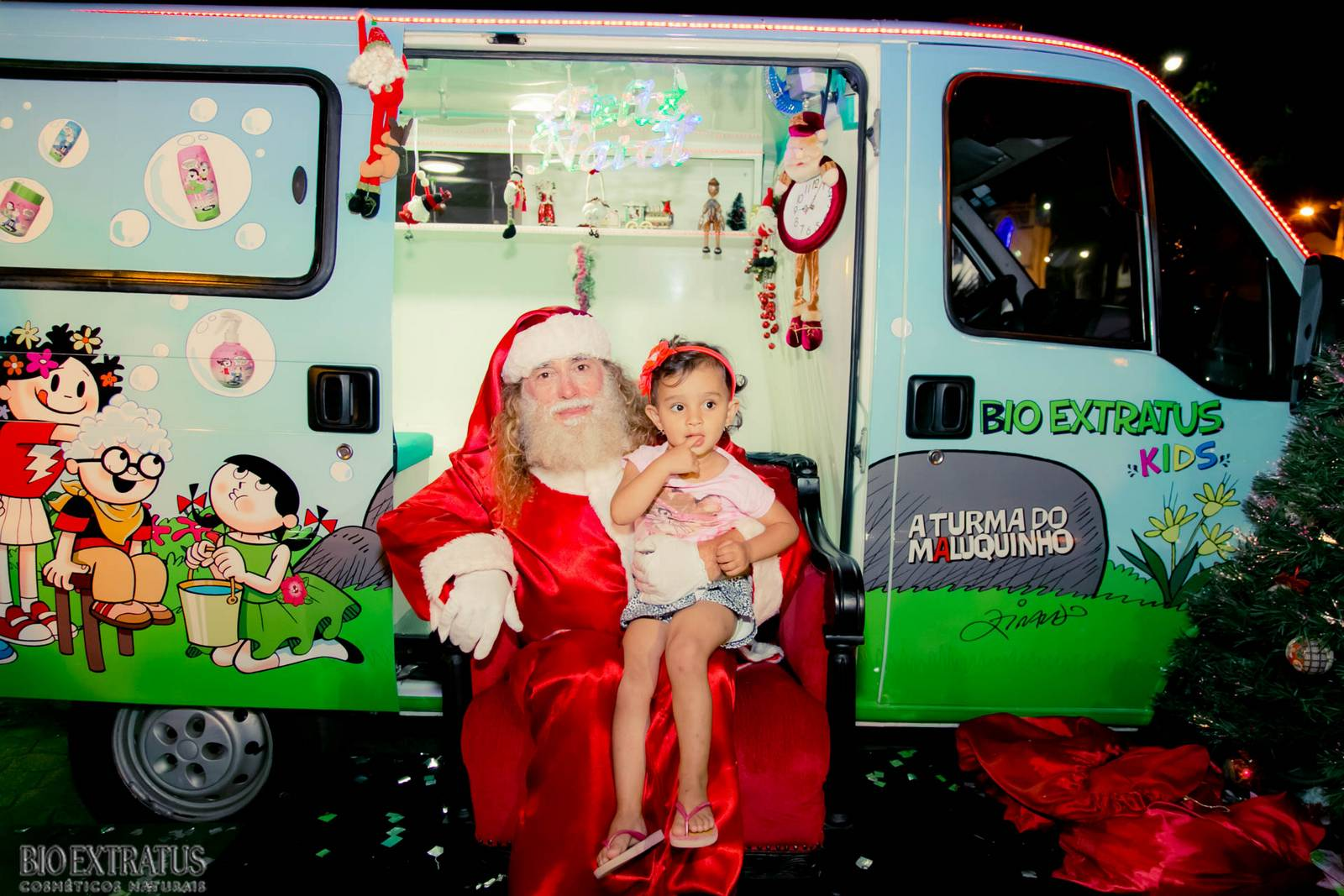 Papai Noel na Praça São Sebastião - 2015 - Alvinópolis (161)