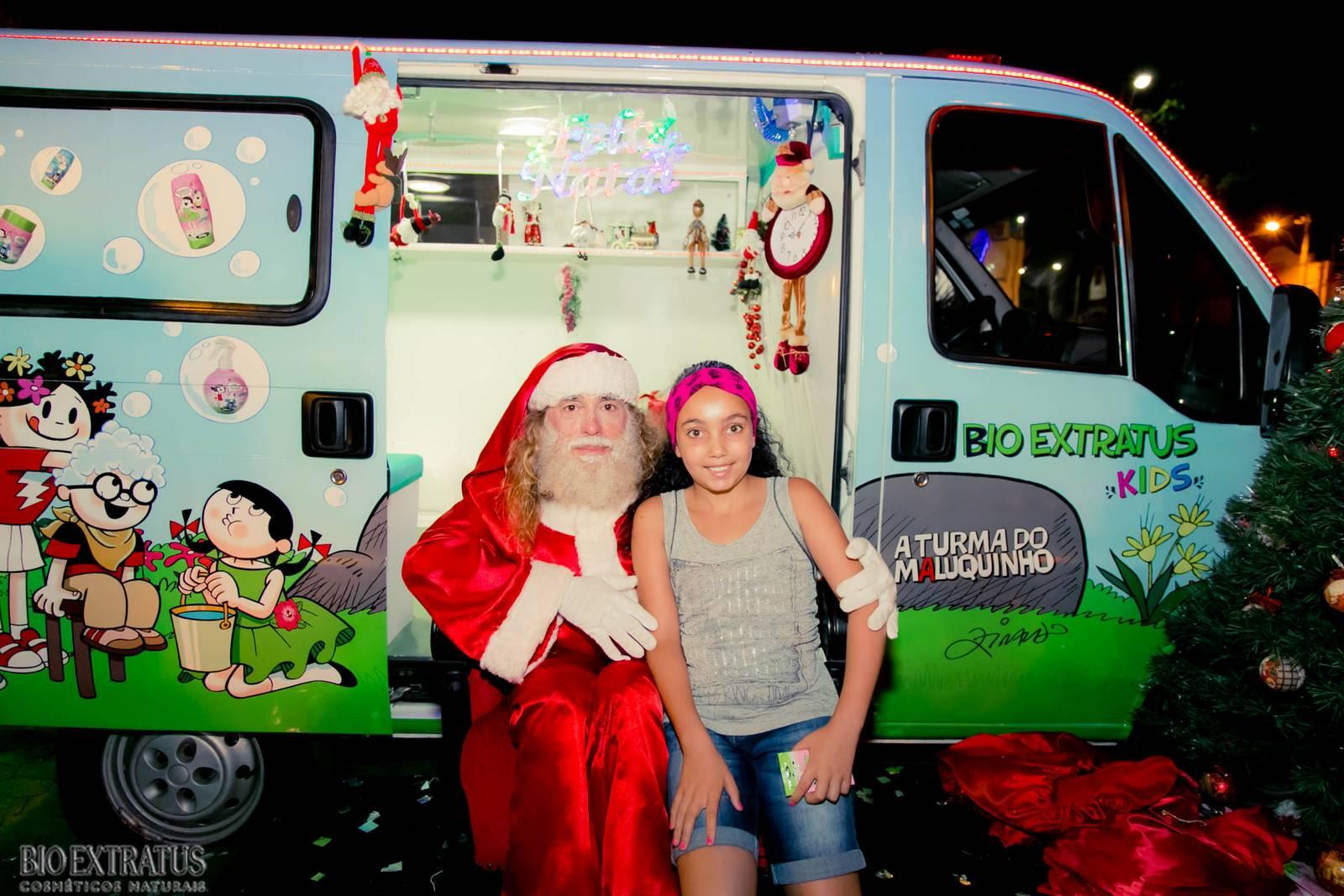 Papai Noel na Praça São Sebastião - 2015 - Alvinópolis (164)