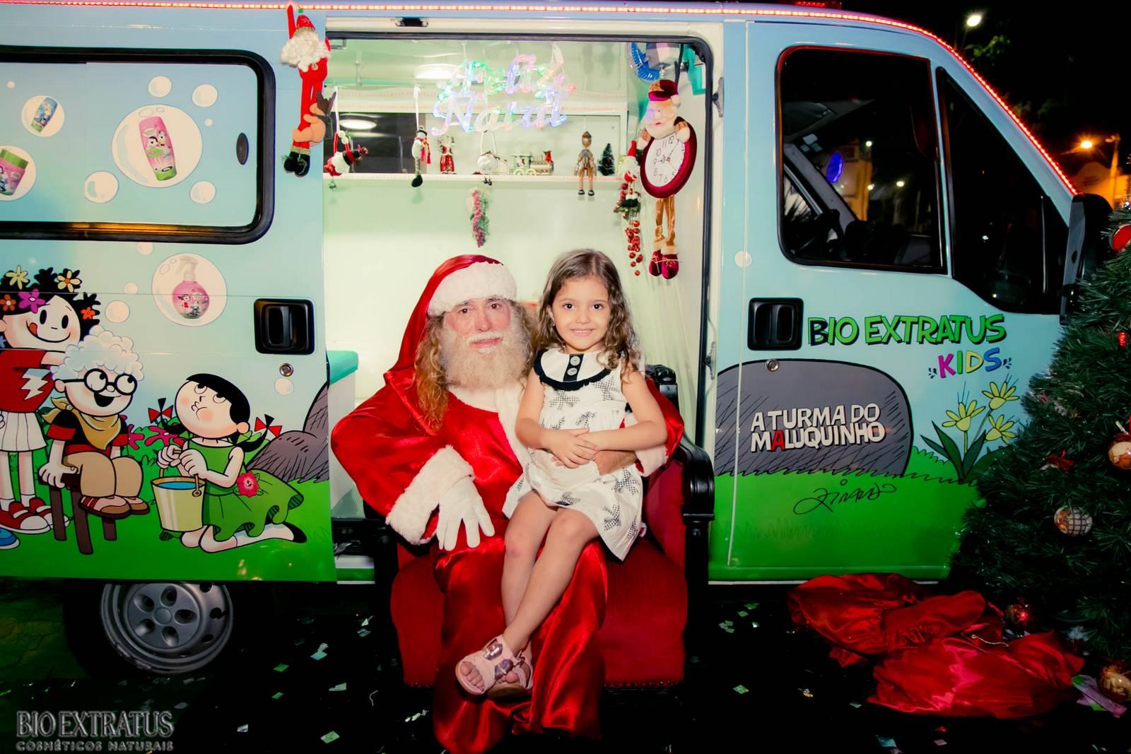 Papai Noel na Praça São Sebastião - 2015 - Alvinópolis (165)