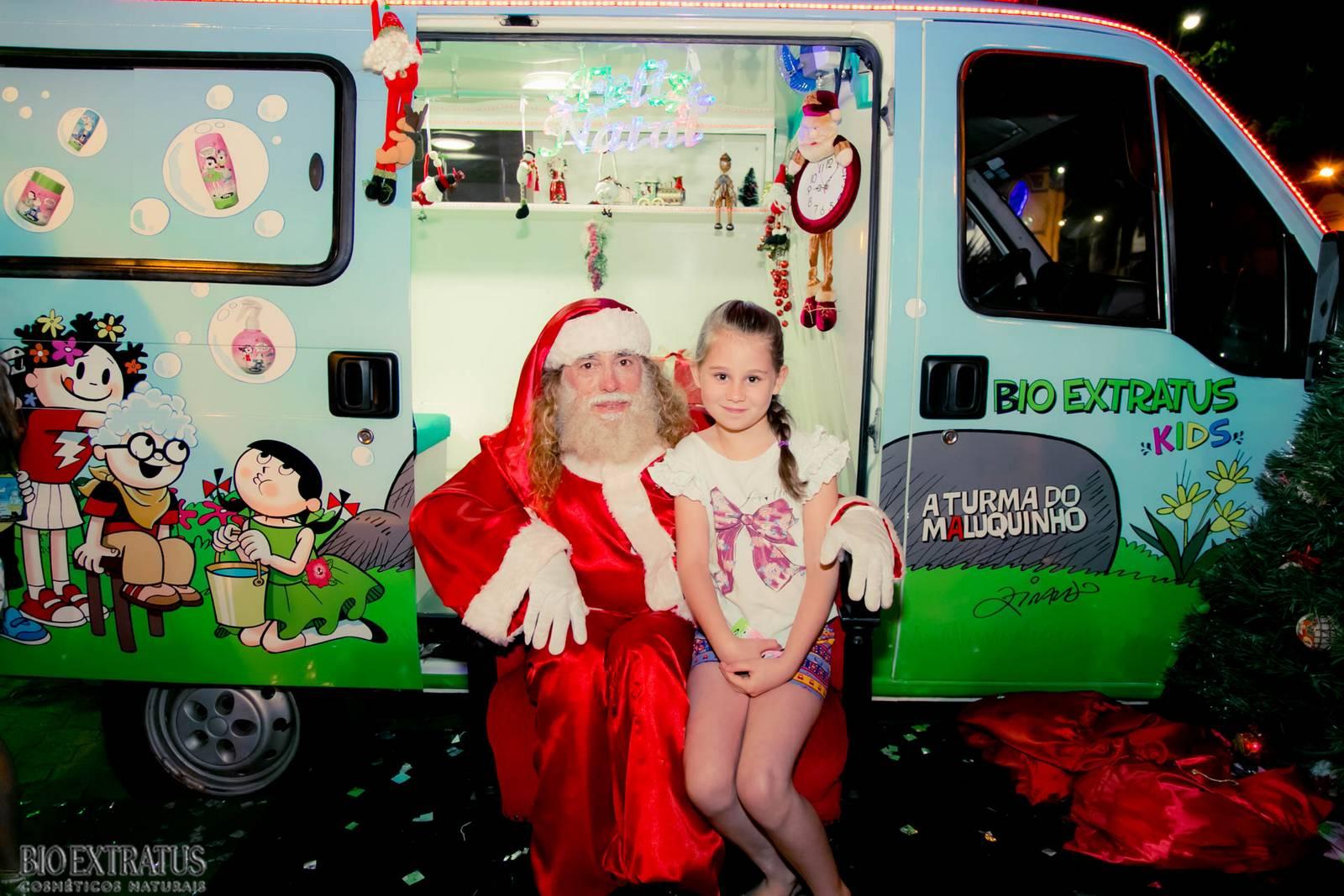 Papai Noel na Praça São Sebastião - 2015 - Alvinópolis (167)