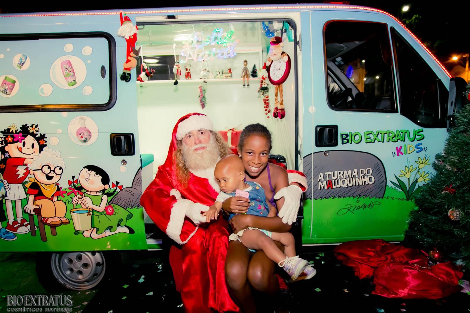 Papai Noel na Praça São Sebastião - 2015 - Alvinópolis (168)