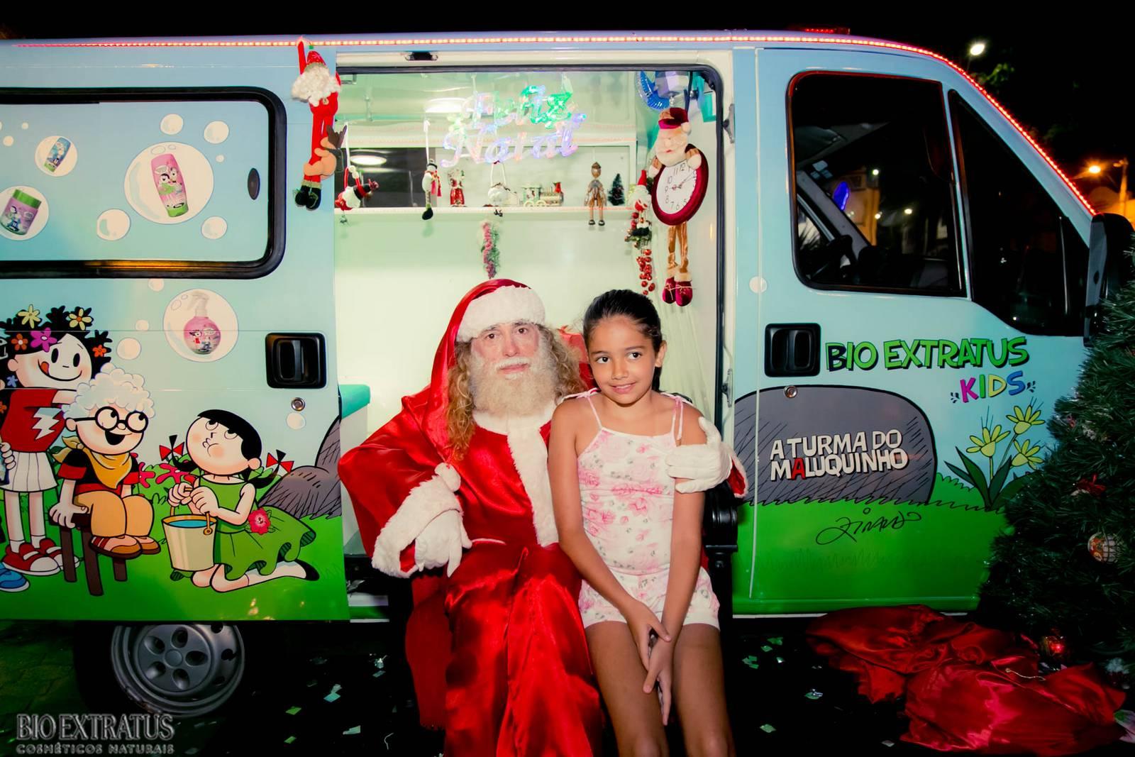 Papai Noel na Praça São Sebastião - 2015 - Alvinópolis (172)