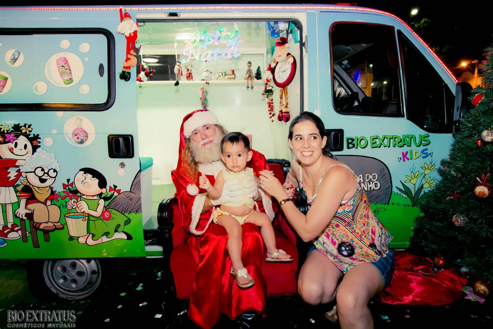 Papai Noel na Praça São Sebastião - 2015 - Alvinópolis (178)