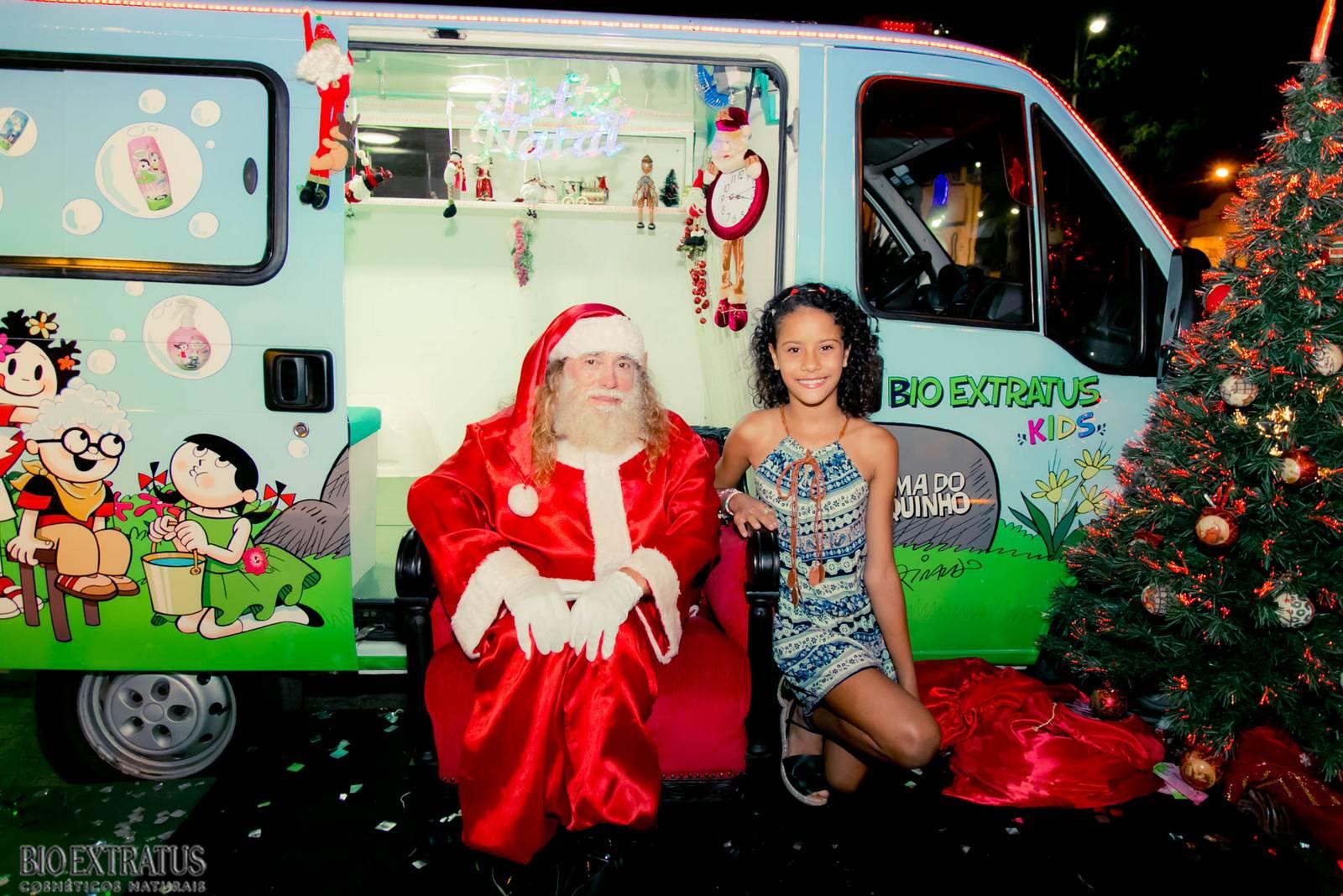 Papai Noel na Praça São Sebastião - 2015 - Alvinópolis (186)