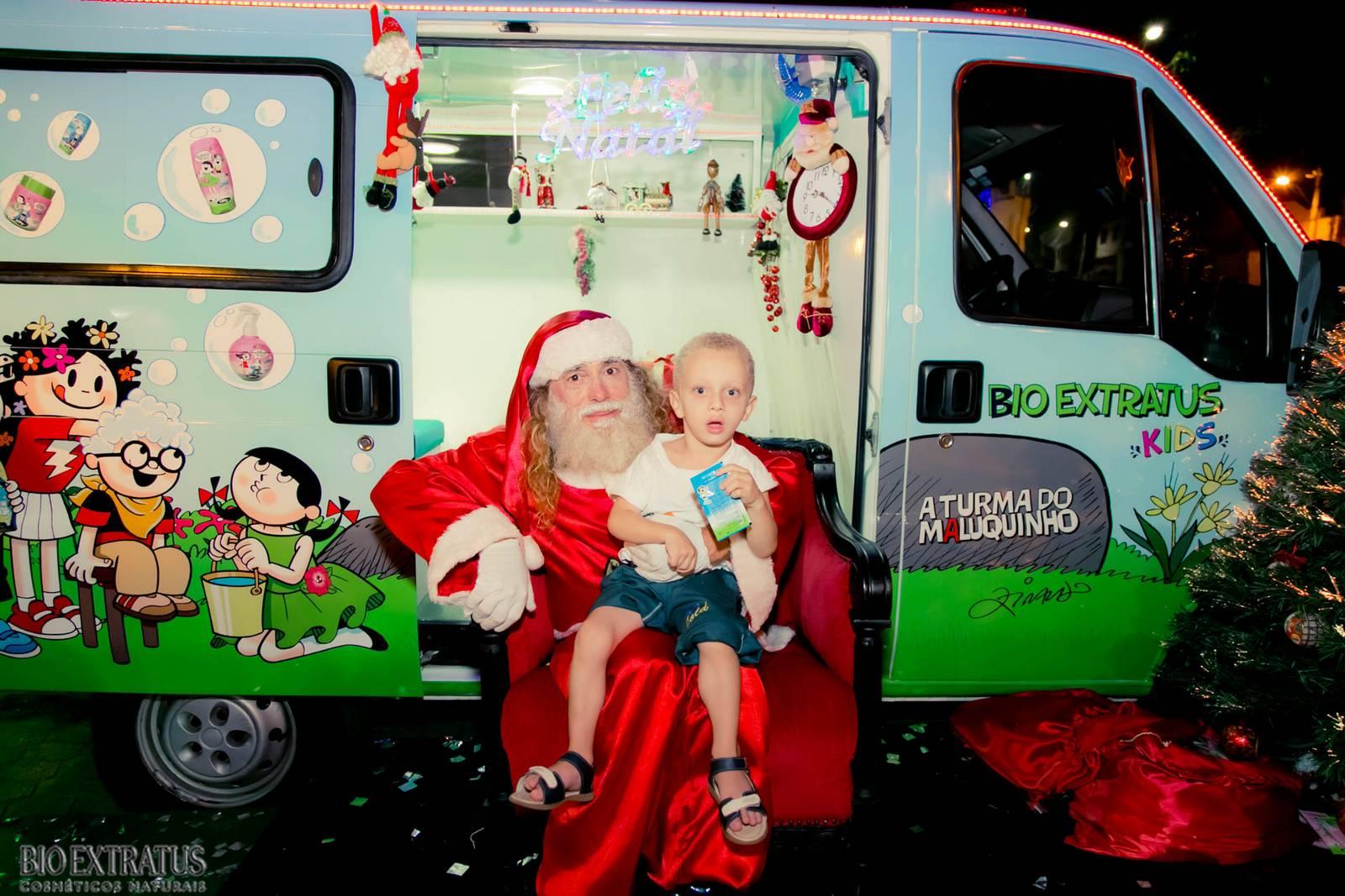 Papai Noel na Praça São Sebastião - 2015 - Alvinópolis (193)