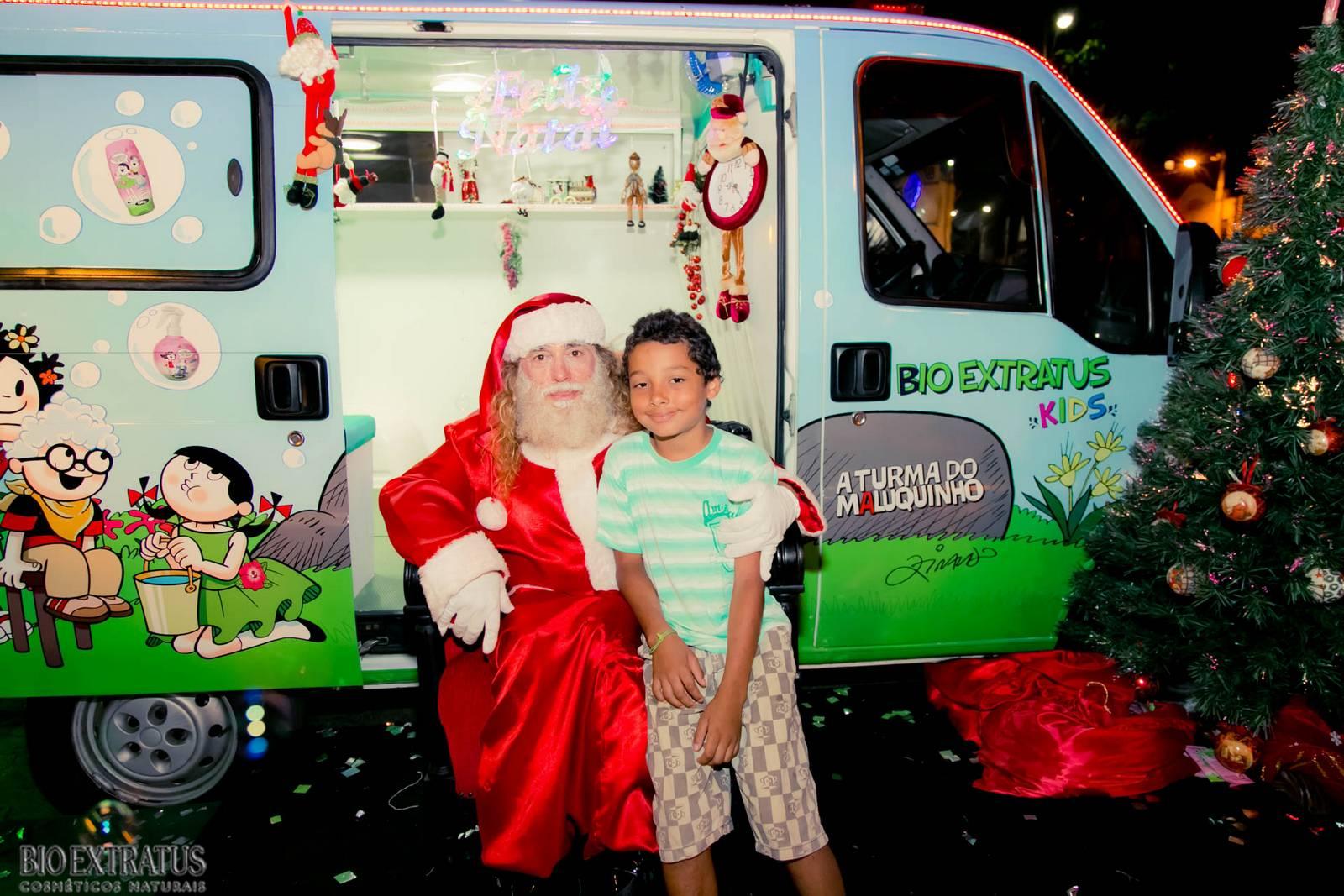 Papai Noel na Praça São Sebastião - 2015 - Alvinópolis (199)