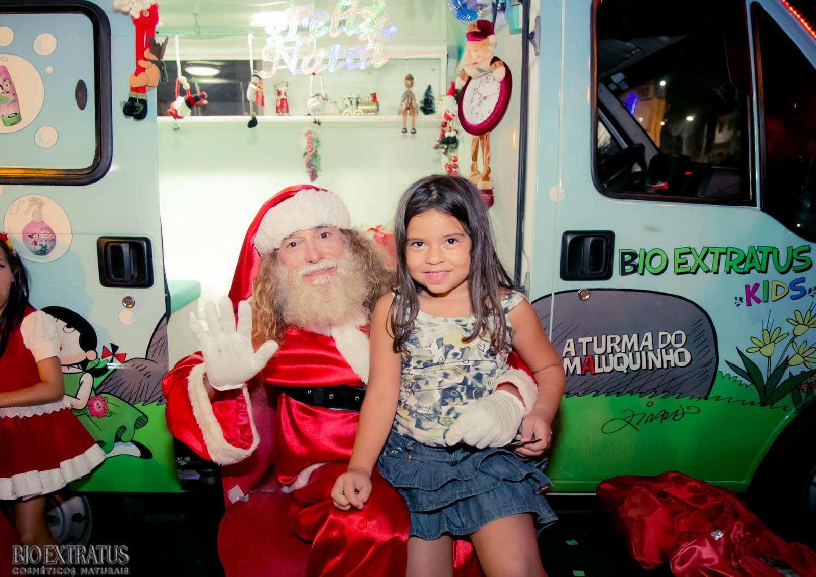 Papai Noel na Praça São Sebastião - 2015 - Alvinópolis (21)