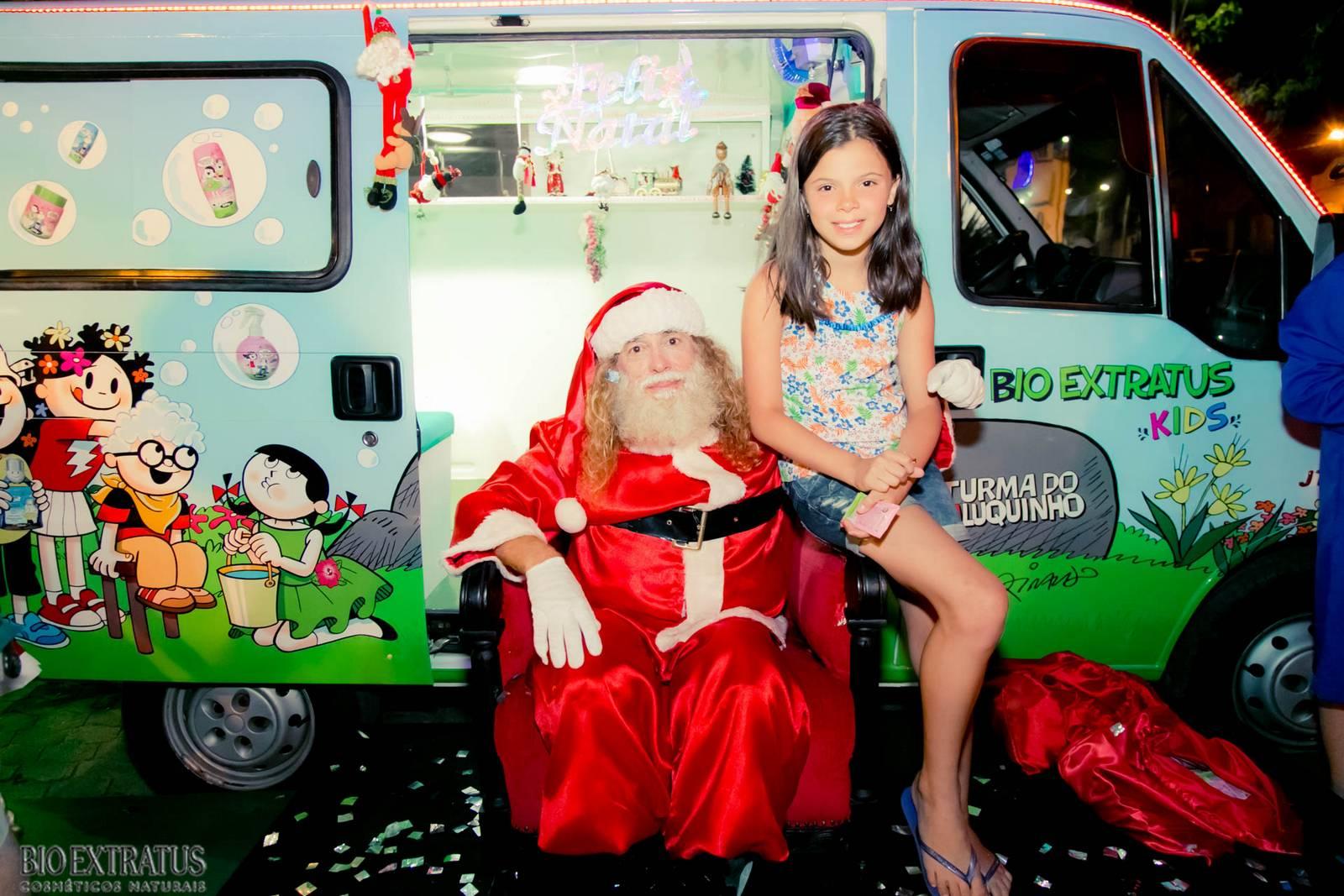 Papai Noel na Praça São Sebastião - 2015 - Alvinópolis (22)