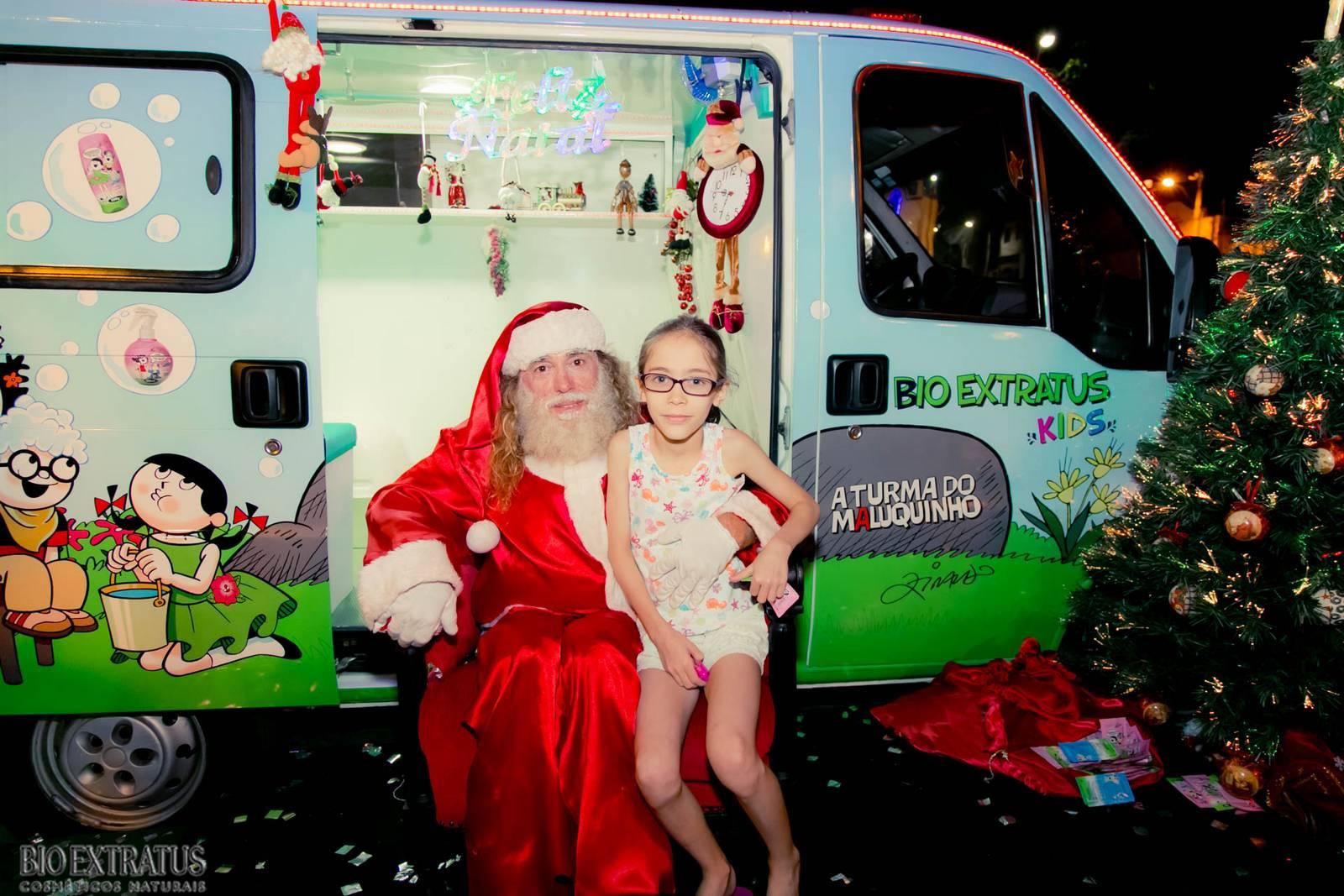 Papai Noel na Praça São Sebastião - 2015 - Alvinópolis (223)