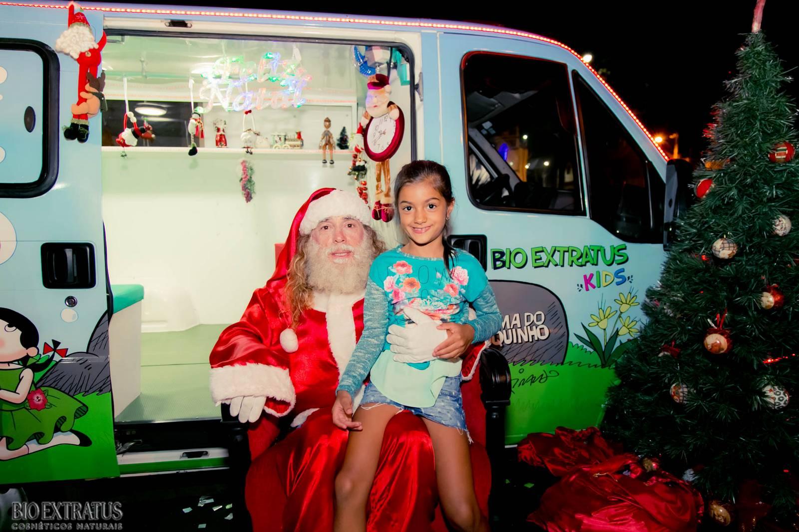 Papai Noel na Praça São Sebastião - 2015 - Alvinópolis (227)