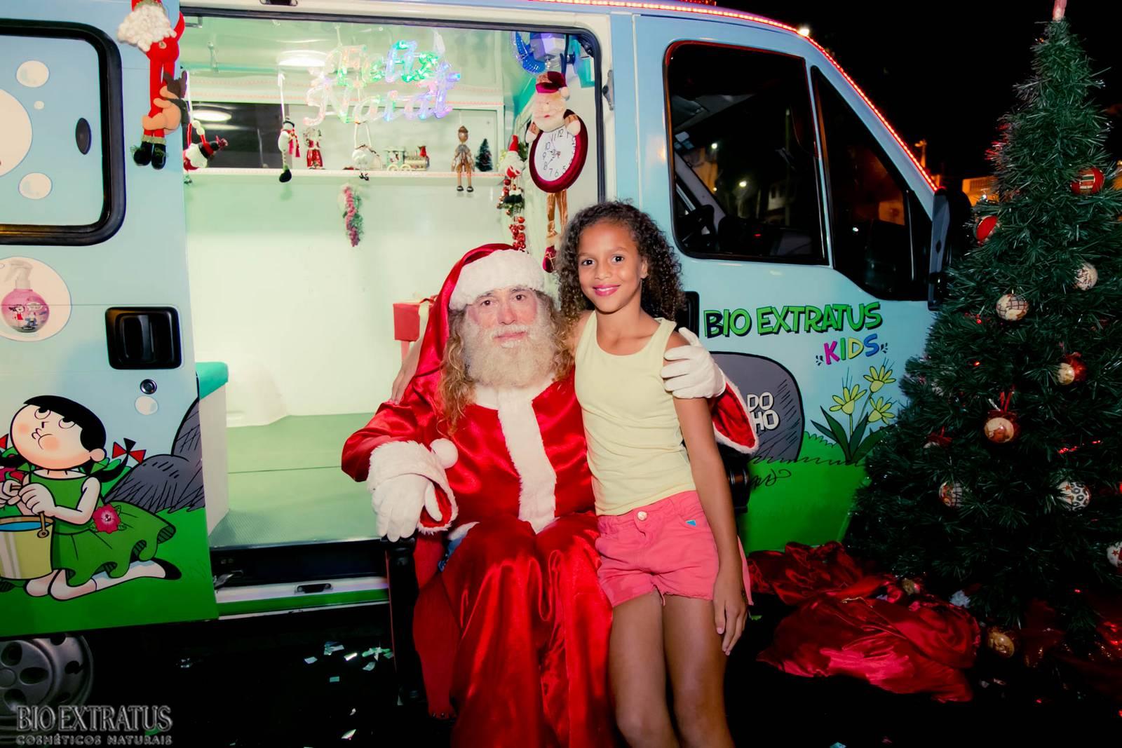 Papai Noel na Praça São Sebastião - 2015 - Alvinópolis (228)