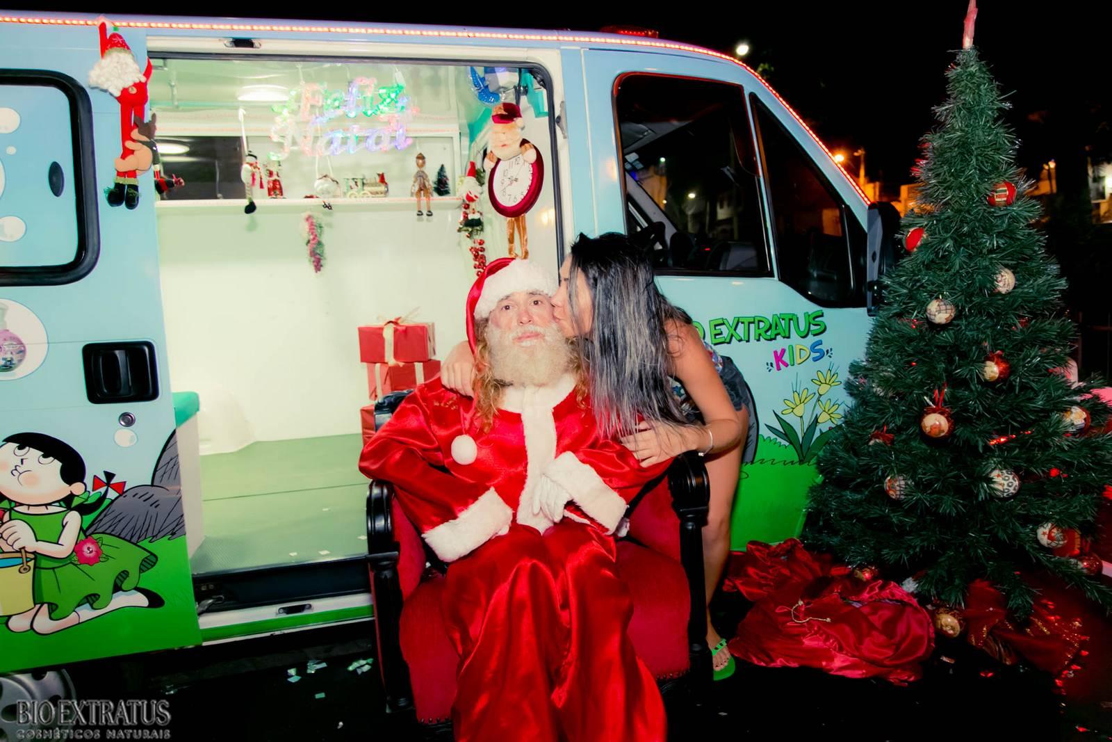 Papai Noel na Praça São Sebastião - 2015 - Alvinópolis (231)