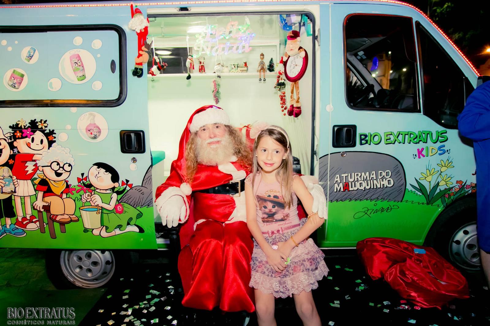 Papai Noel na Praça São Sebastião - 2015 - Alvinópolis (29)