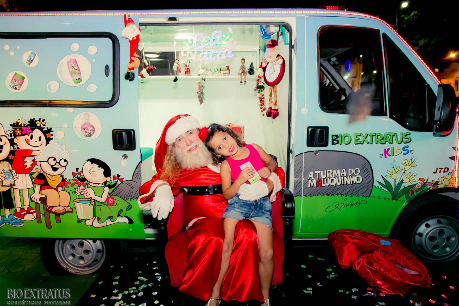 Papai Noel na Praça São Sebastião - 2015 - Alvinópolis (33)