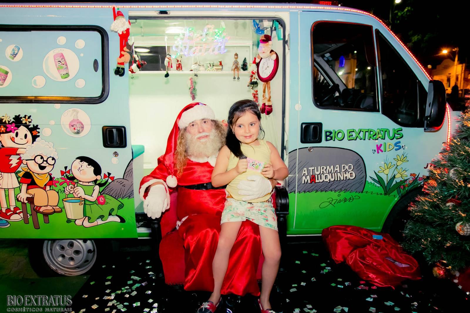Papai Noel na Praça São Sebastião - 2015 - Alvinópolis (34)