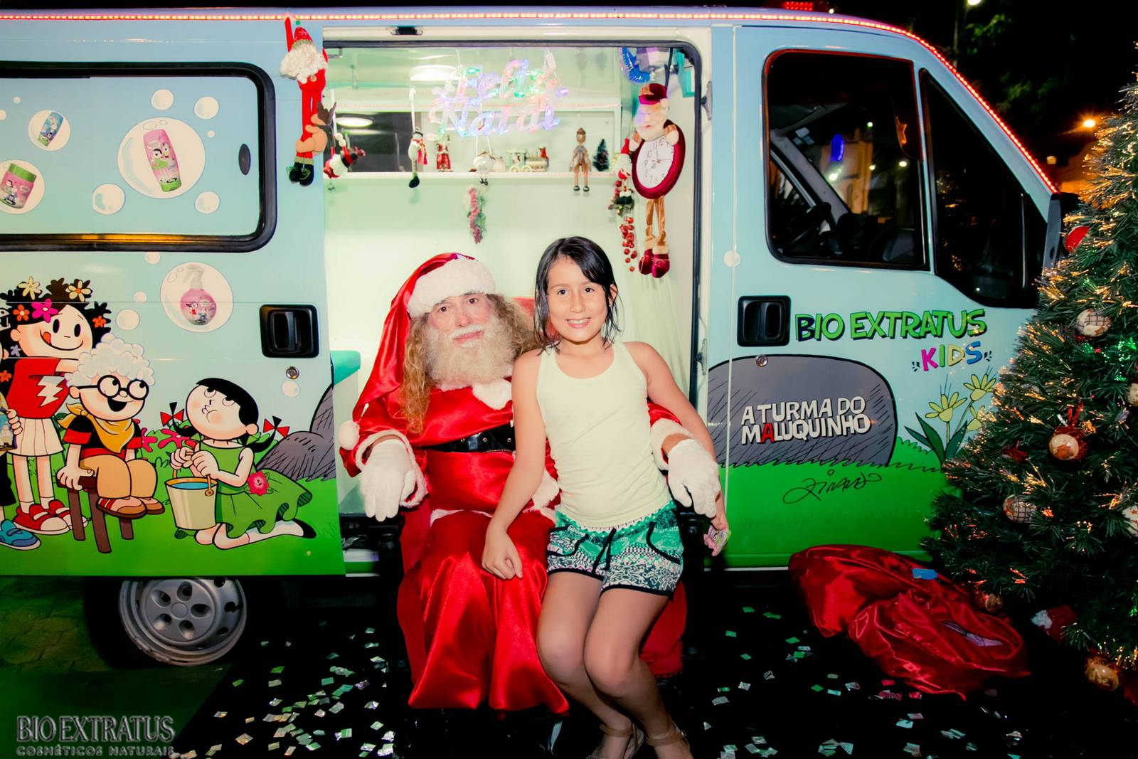 Papai Noel na Praça São Sebastião - 2015 - Alvinópolis (35)