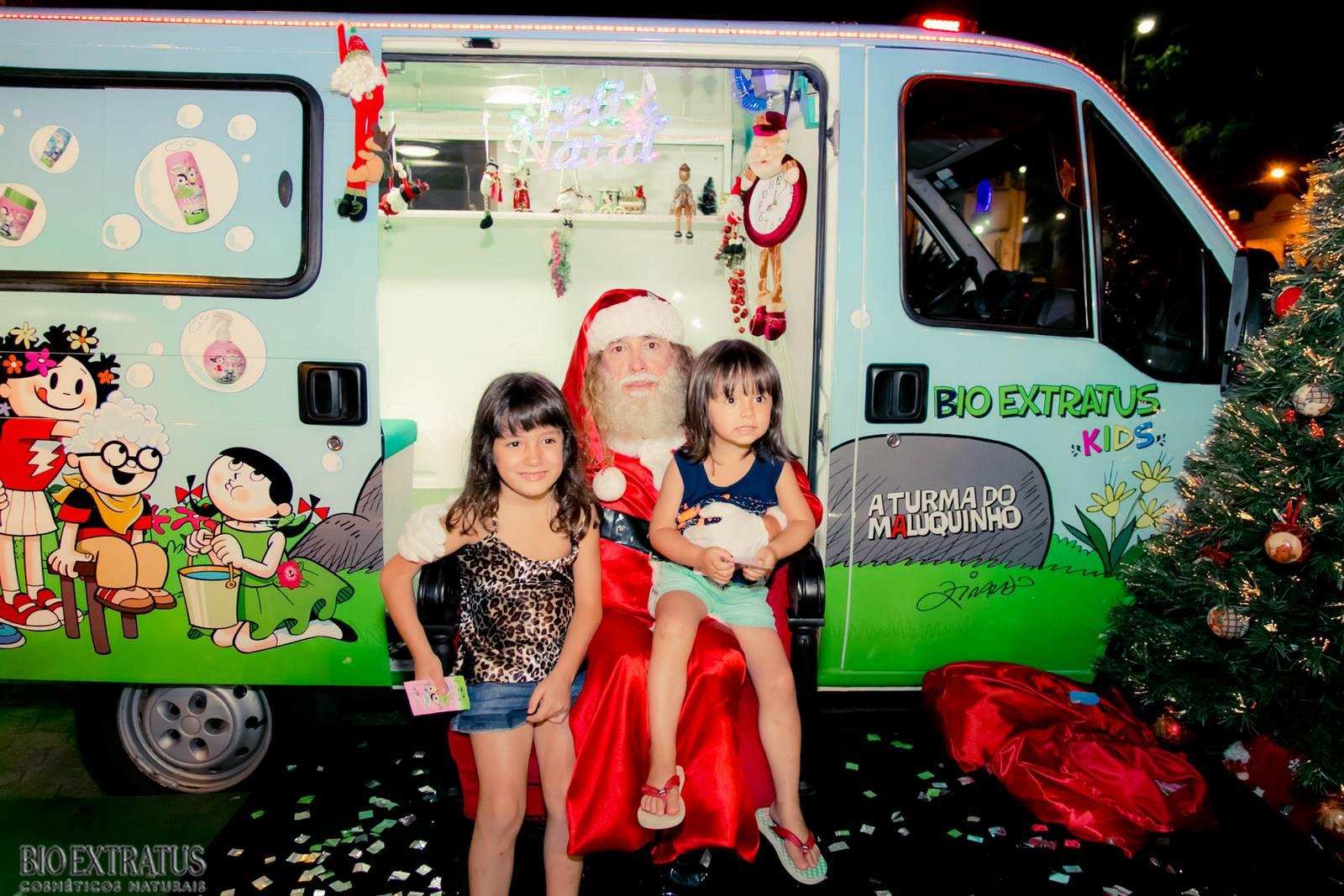 Papai Noel na Praça São Sebastião - 2015 - Alvinópolis (41)