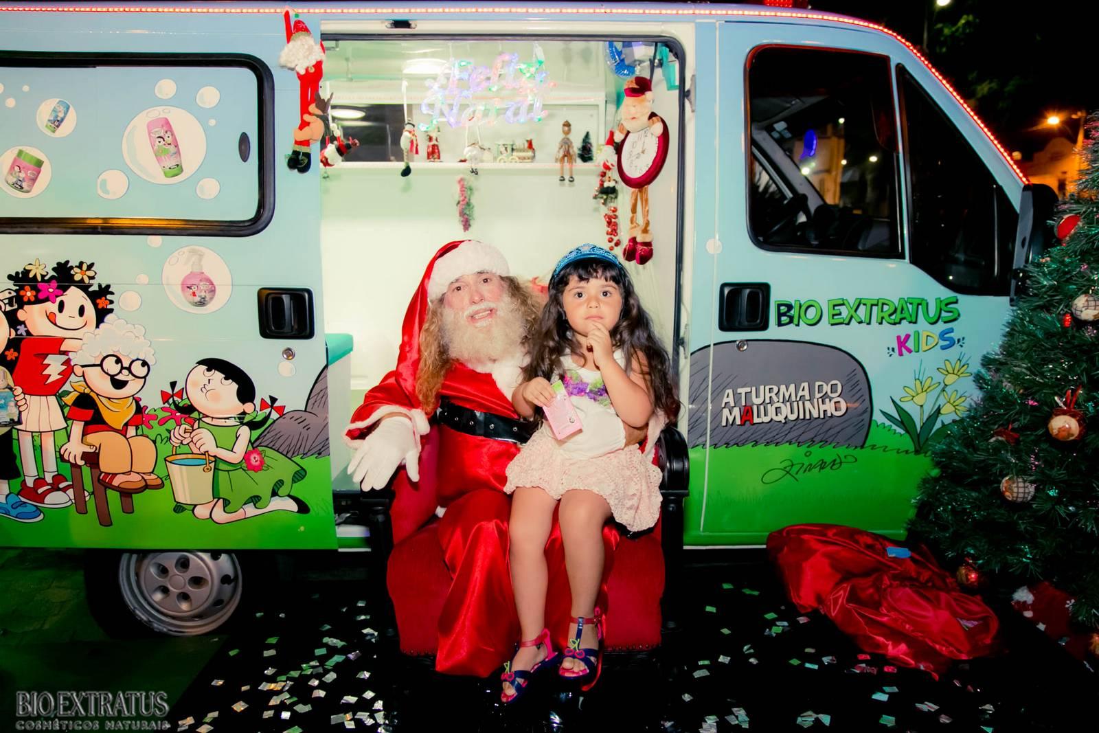 Papai Noel na Praça São Sebastião - 2015 - Alvinópolis (42)