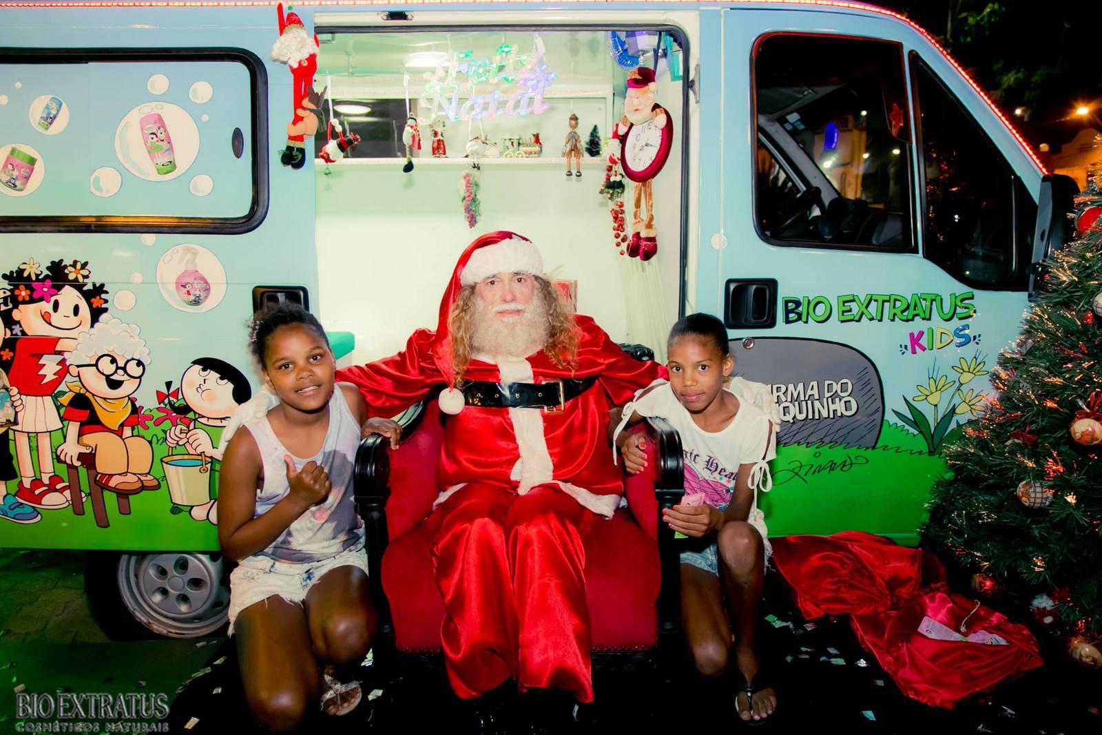 Papai Noel na Praça São Sebastião - 2015 - Alvinópolis (72)